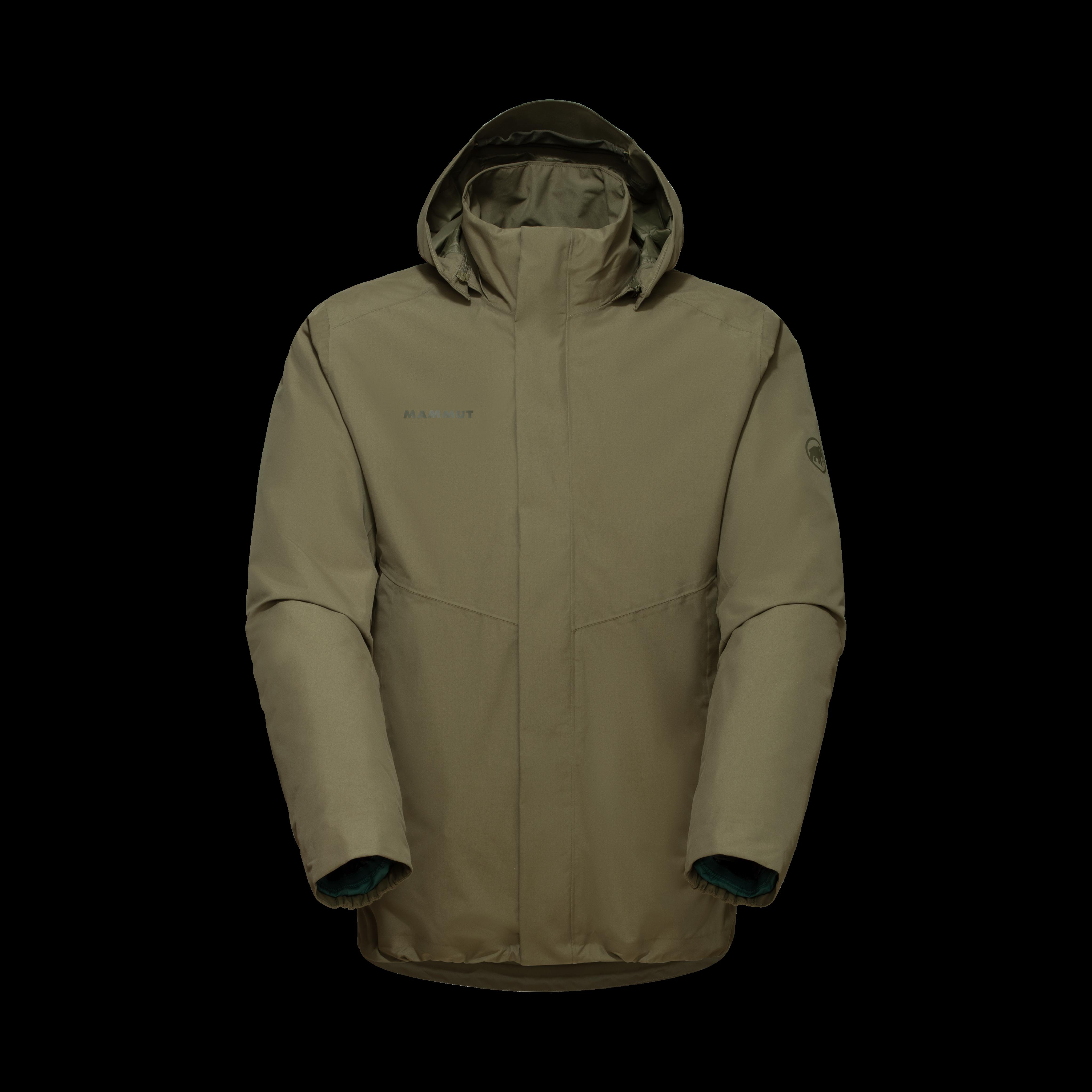 Trovat 3 in 1 HS Hooded Jacket Men - iguana-dark teal, L thumbnail