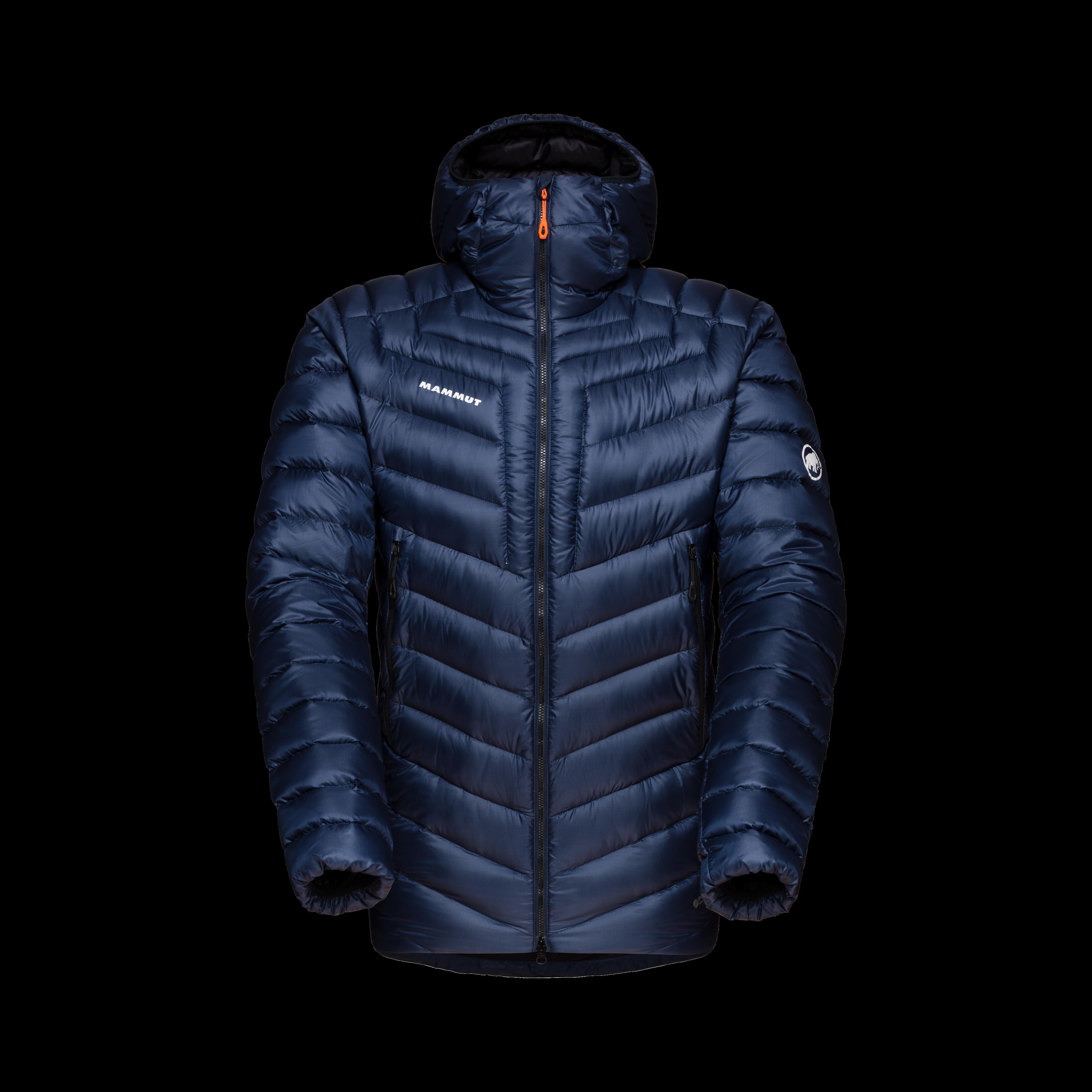 Broad Peak IN Hooded Jacket Men - marine, S thumbnail