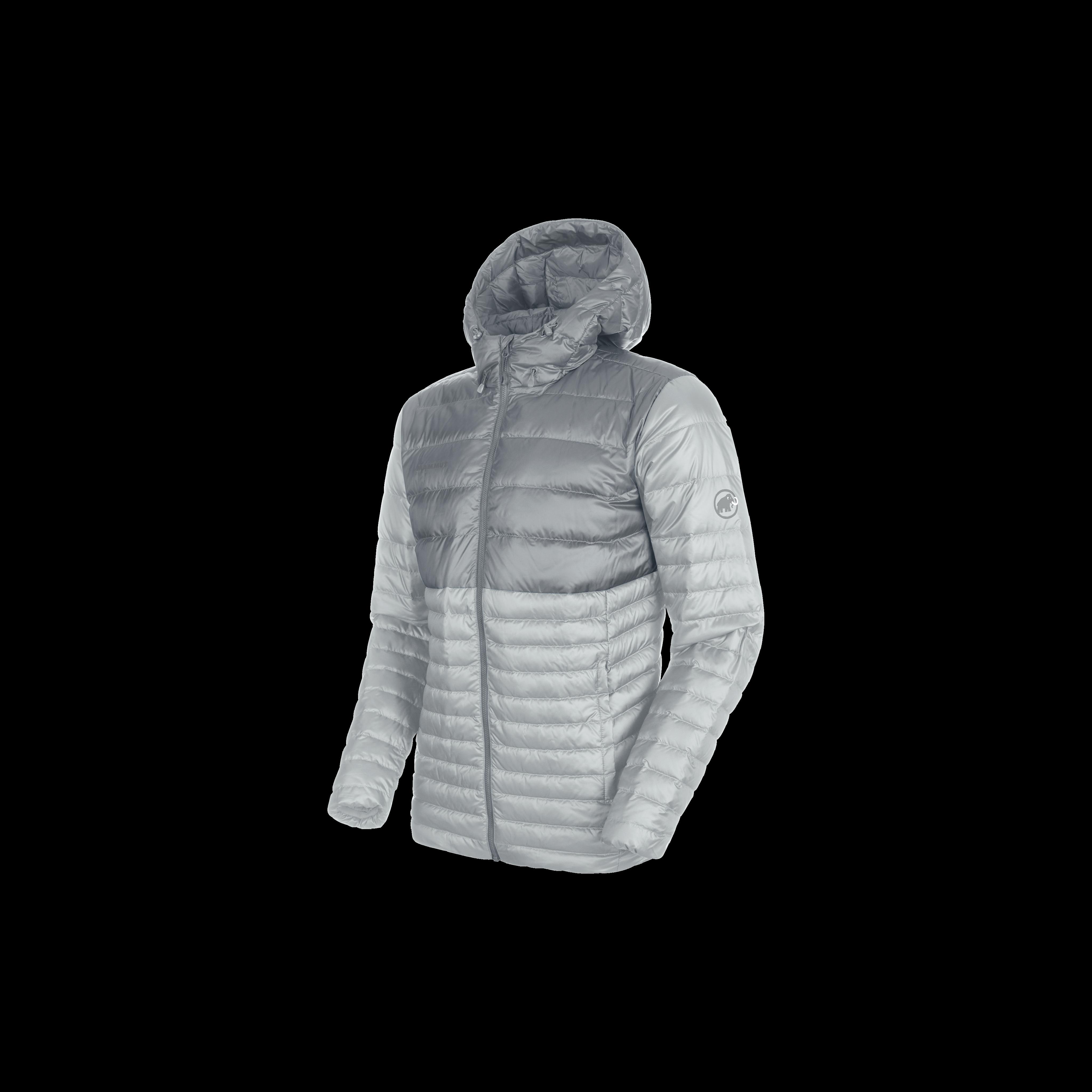 Convey IN Hooded Jacket Men - highway-granit, XXL thumbnail