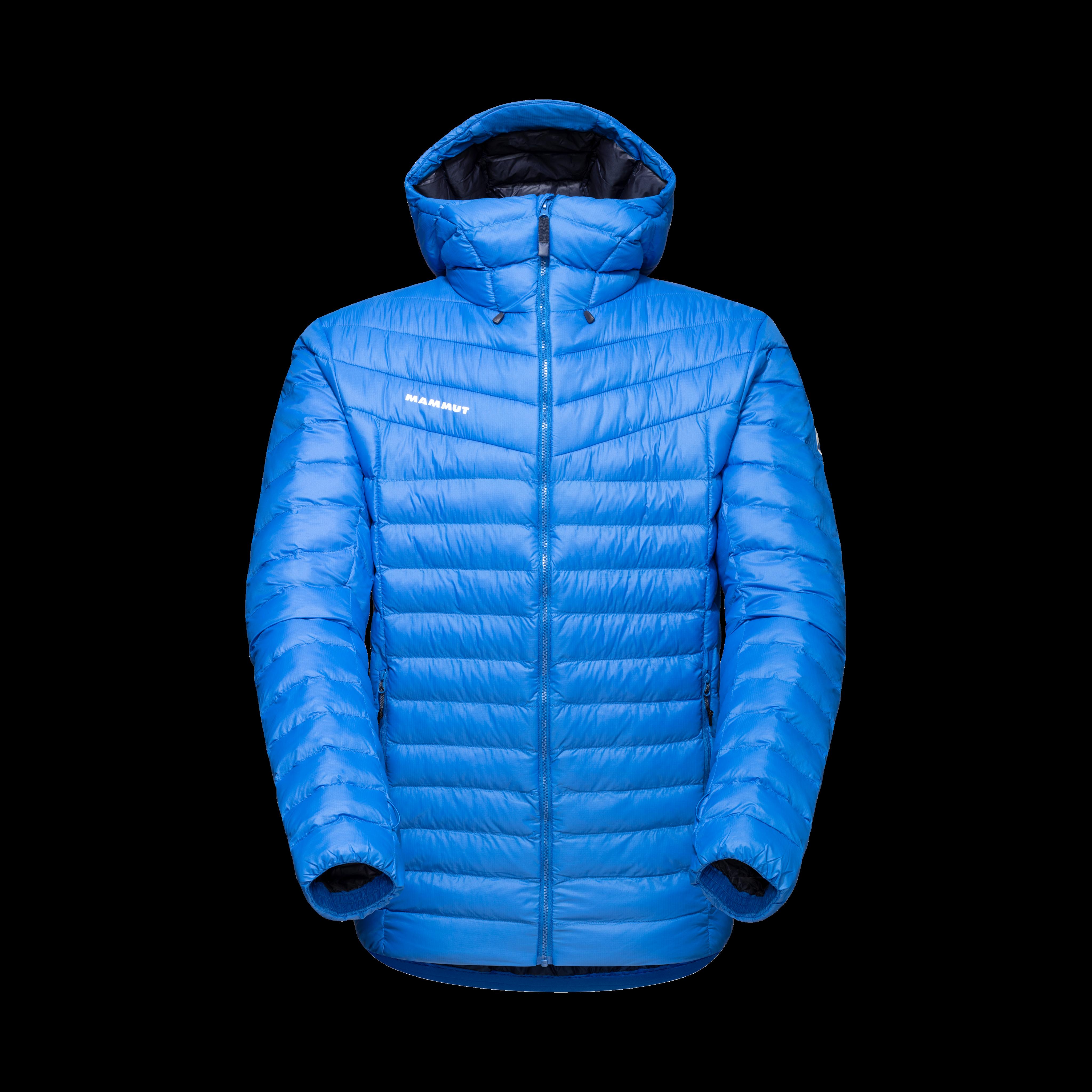 Albula IN Hooded Jacket Men - ice, M thumbnail