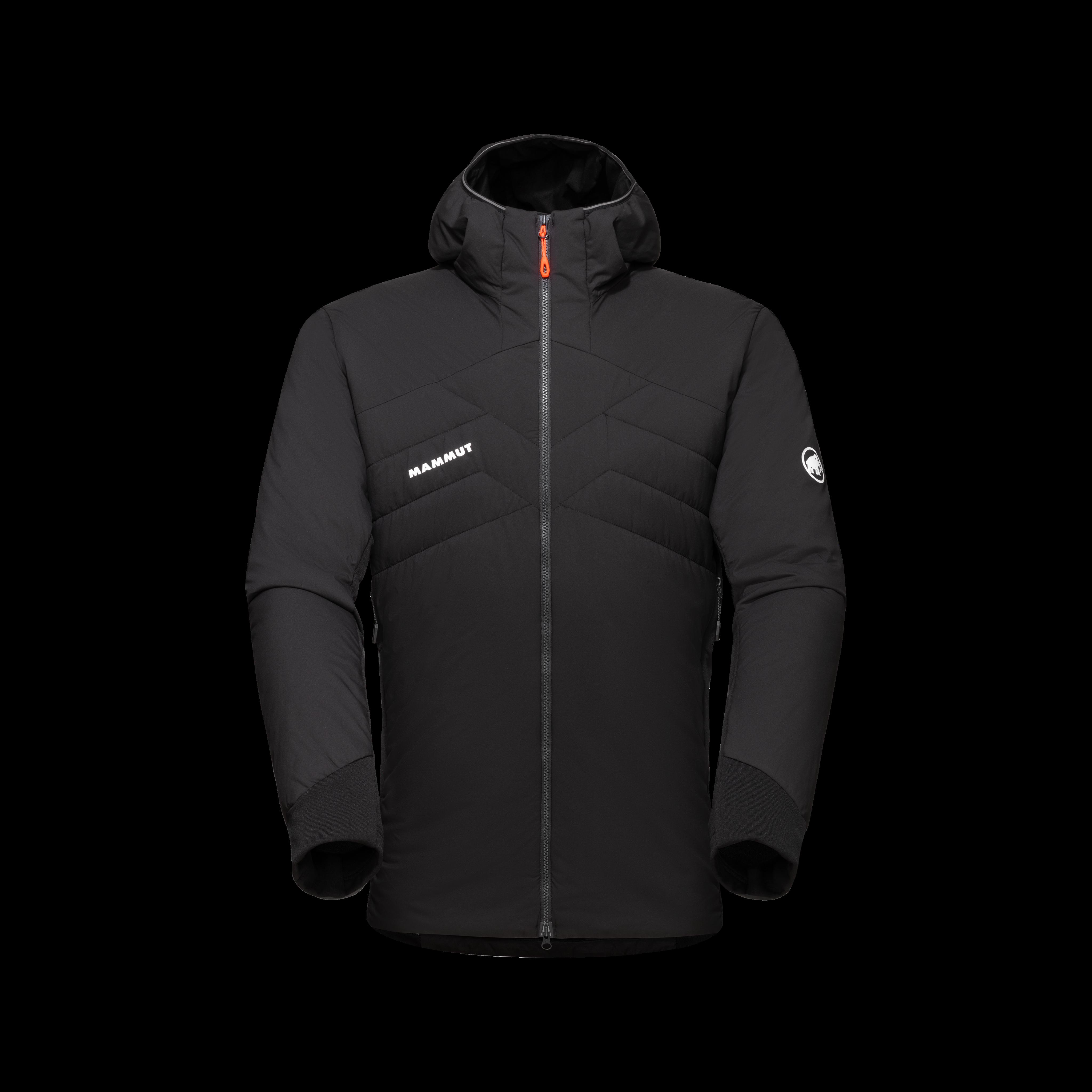 Rime Light IN Flex Hooded Jacket Men - black-phantom, M thumbnail