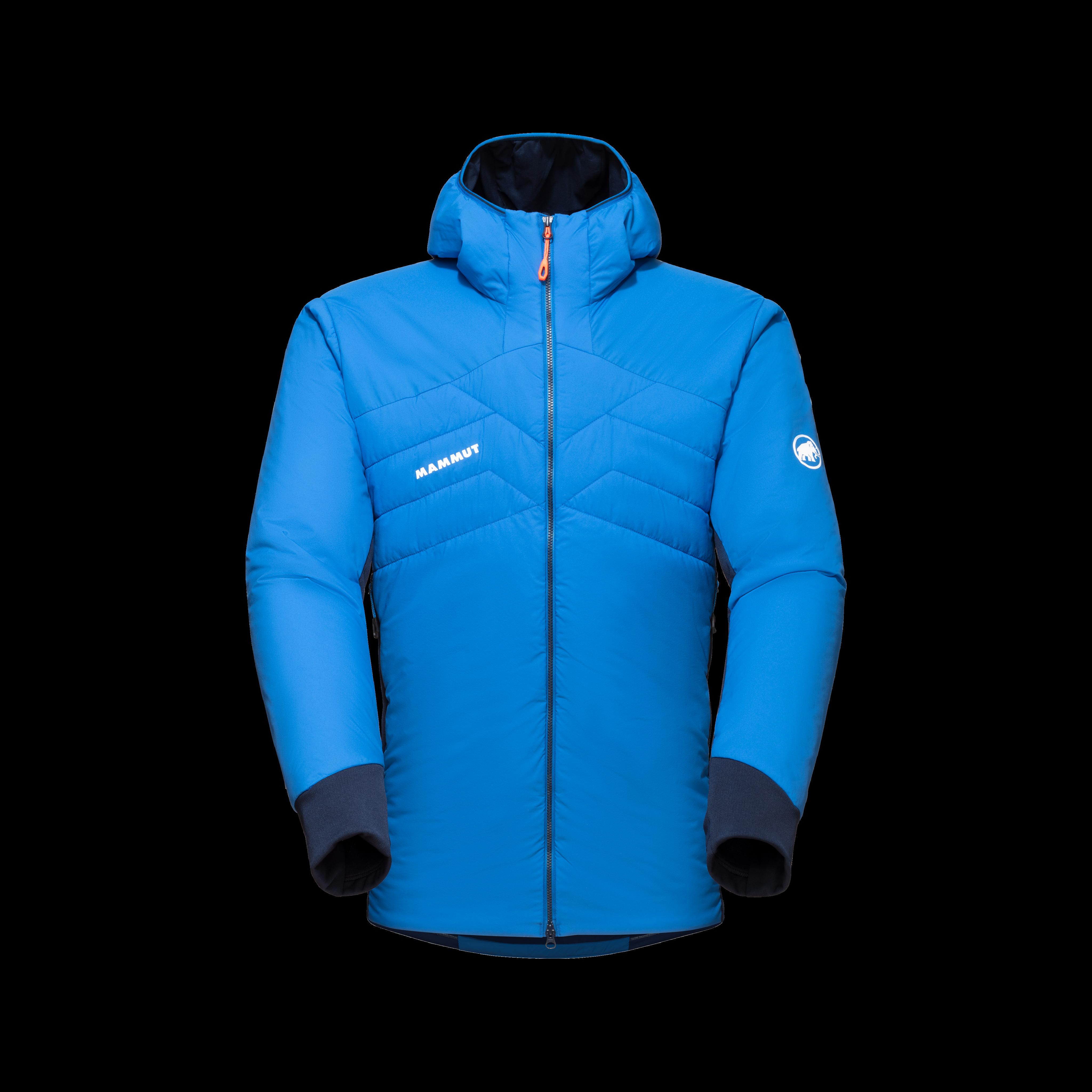 Rime Light IN Flex Hooded Jacket Men - ice-marine, S thumbnail
