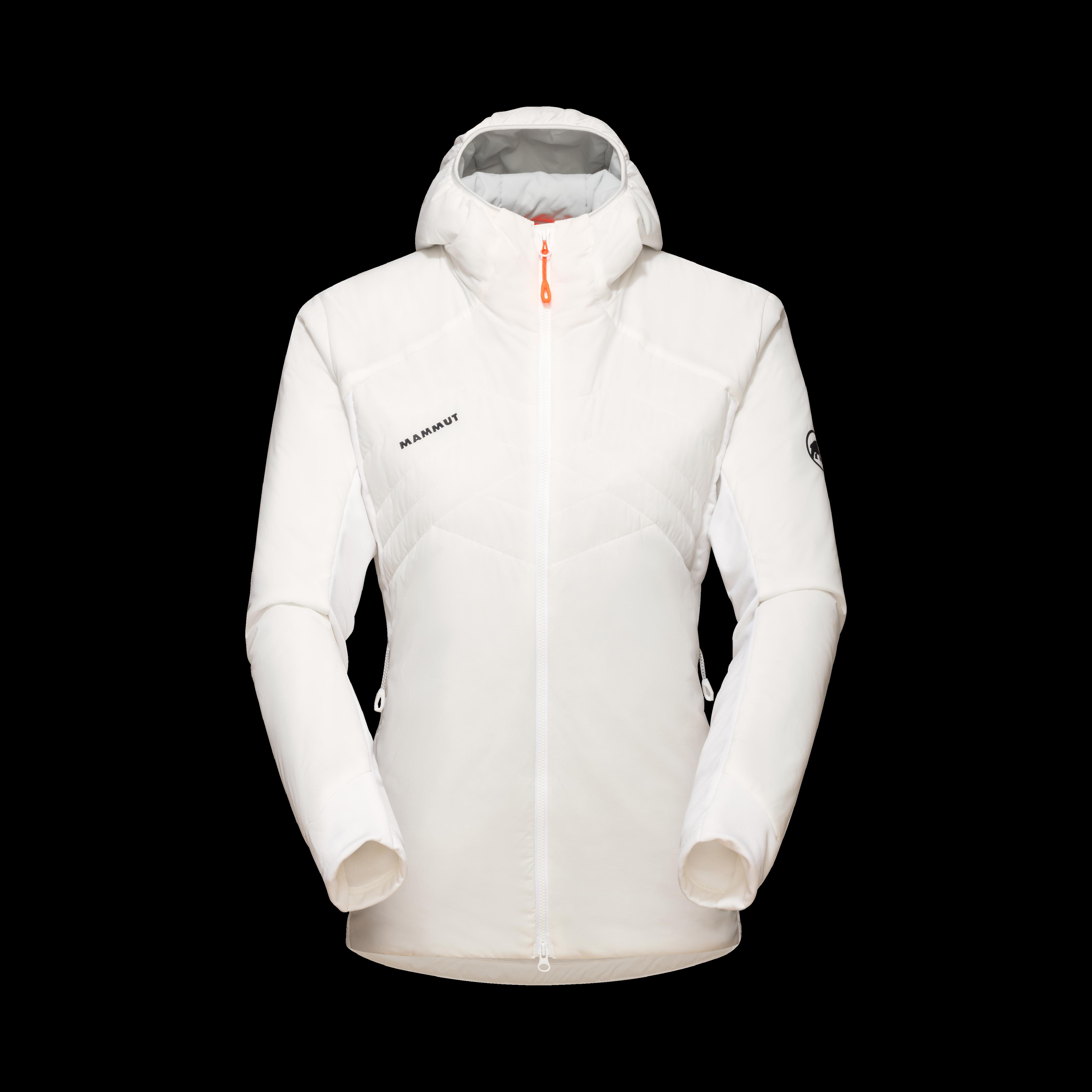 Rime Light IN Flex Hooded Jacket Women - M, white thumbnail