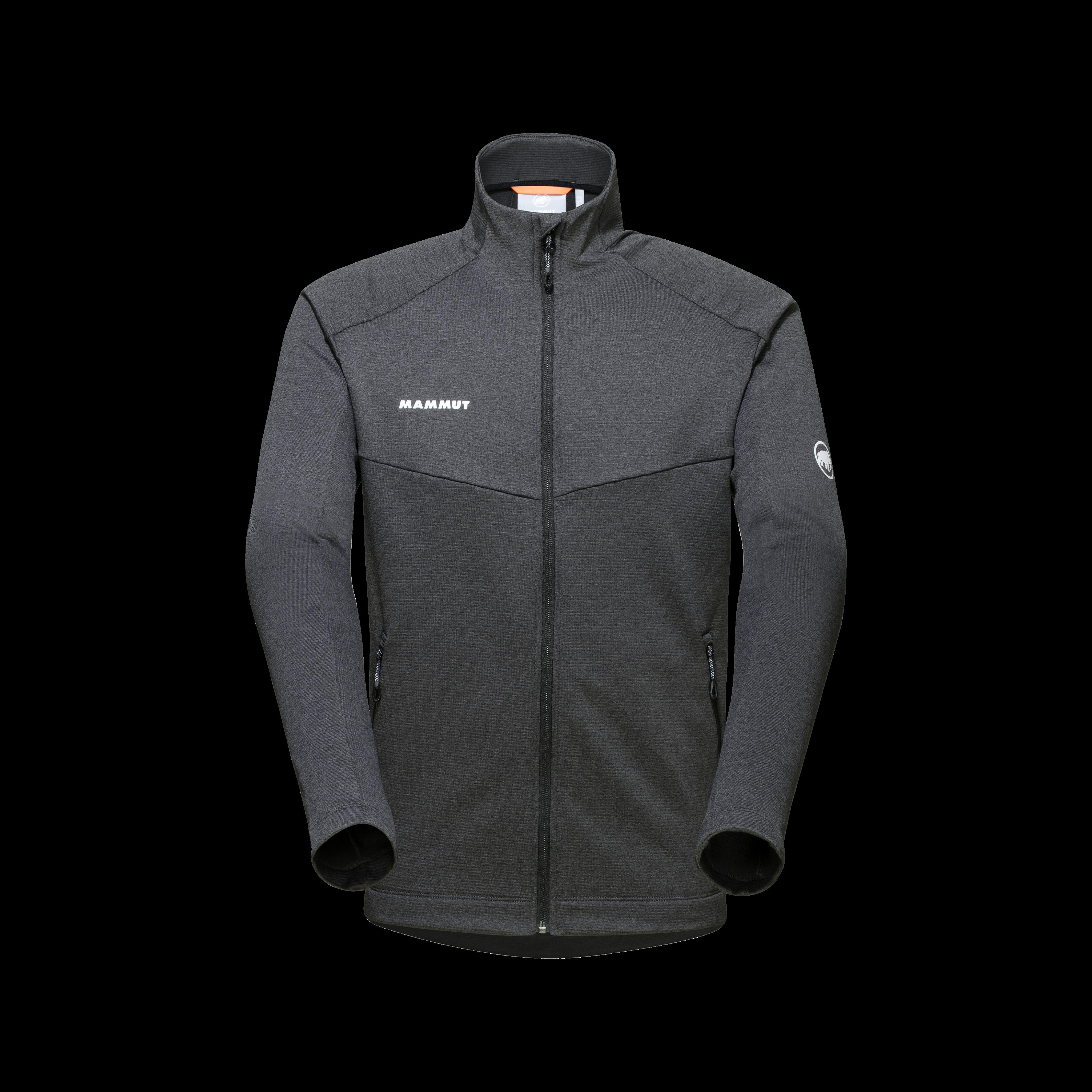 Nair ML Jacket Men - black melange-white, L thumbnail