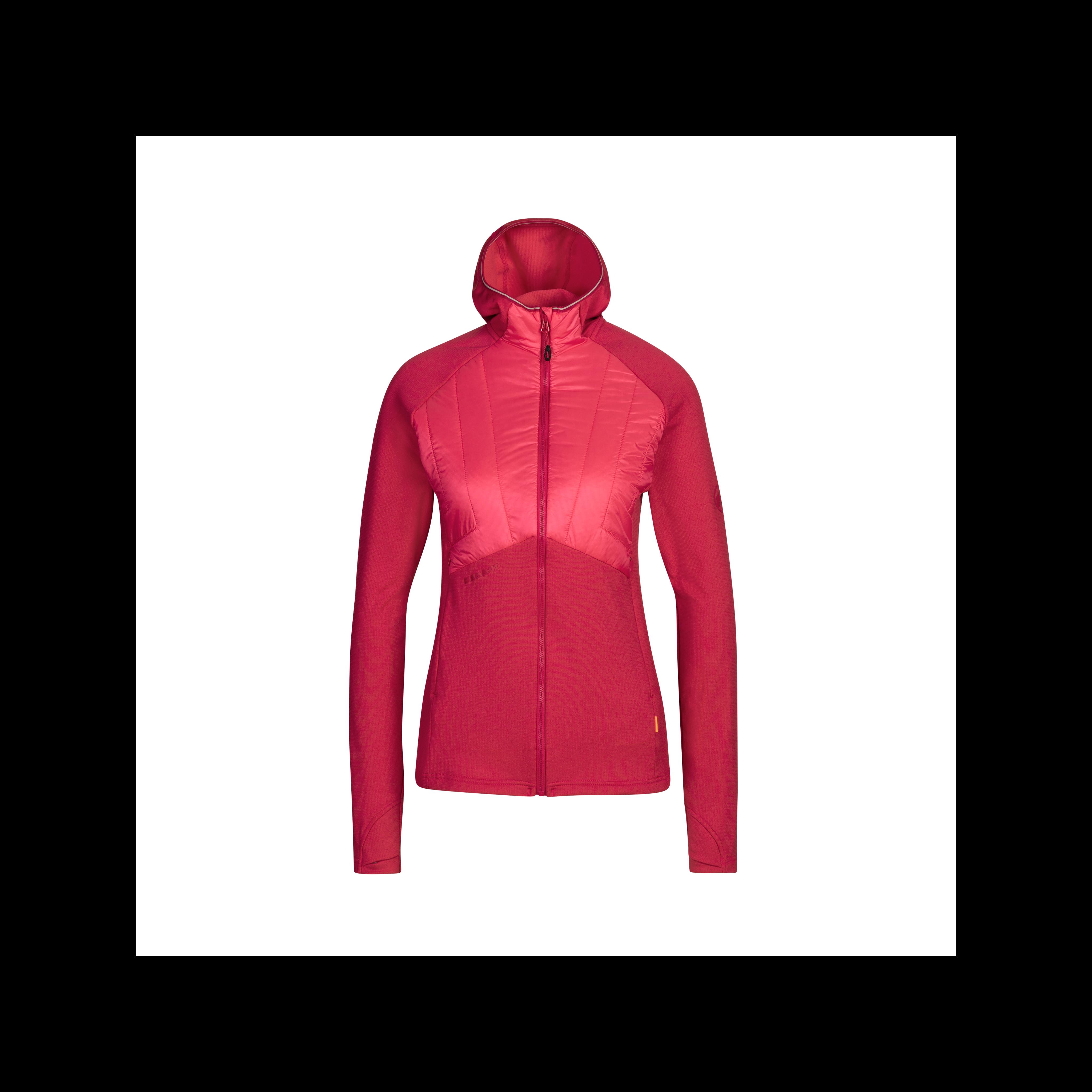 Aconcagua Light Hybrid ML Hooded Jacket Women - sundown-dragon fruit, XL thumbnail