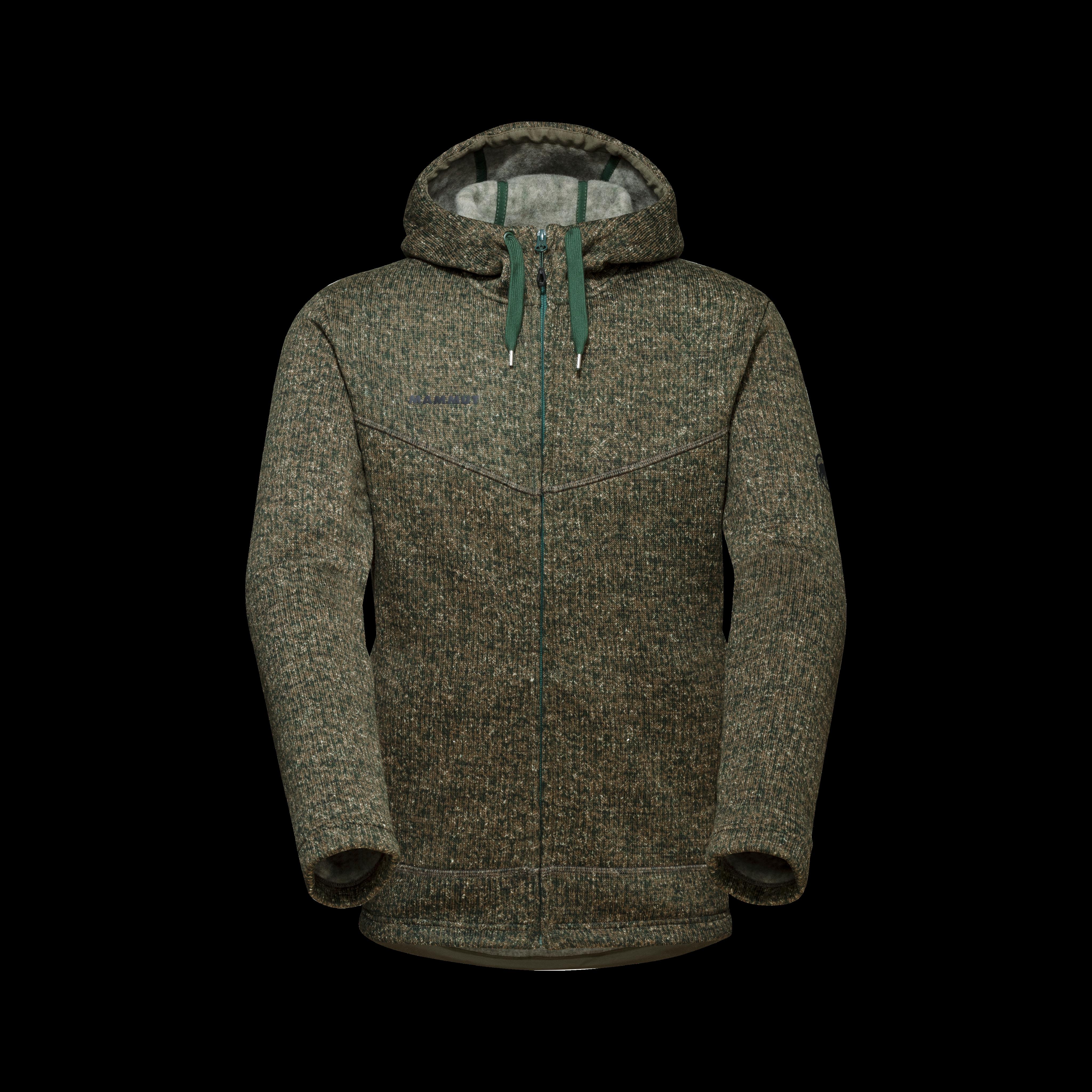 Chamuera ML Hooded Jacket Men - L, woods thumbnail