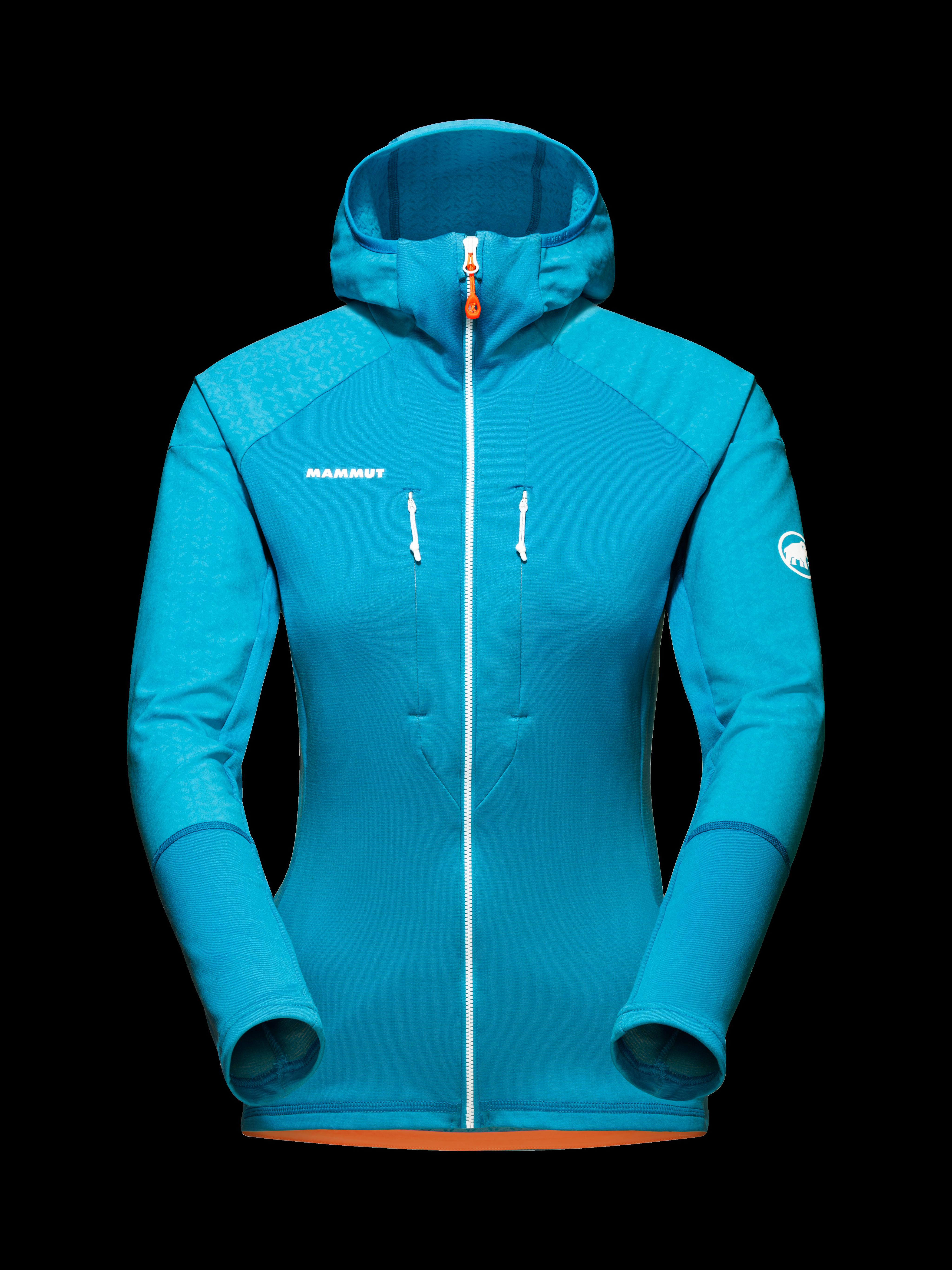 Eiswand Advanced ML Hooded Jacket Women product image