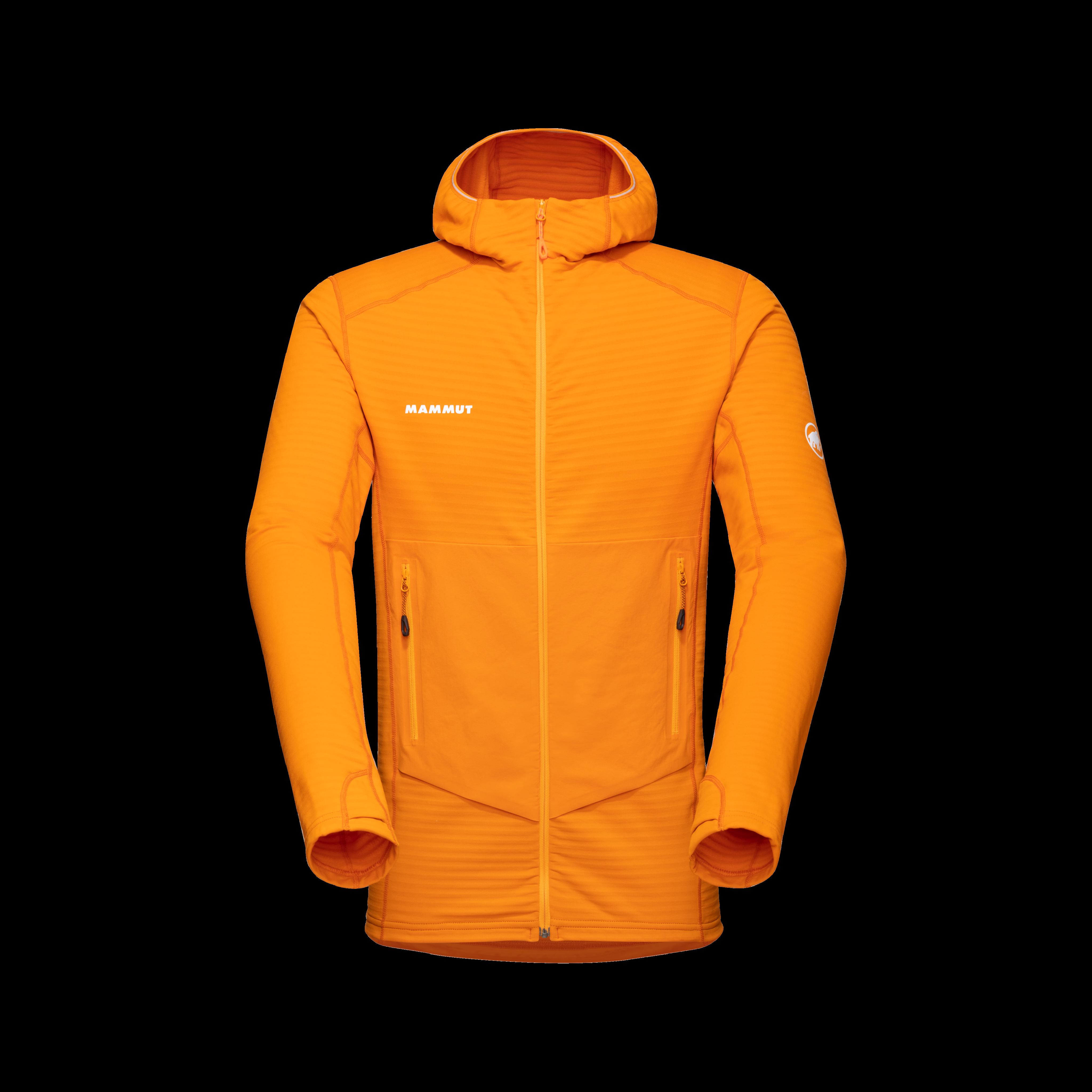 Aconcagua Light ML Hooded Jacket Men - dark radiant, XXL thumbnail
