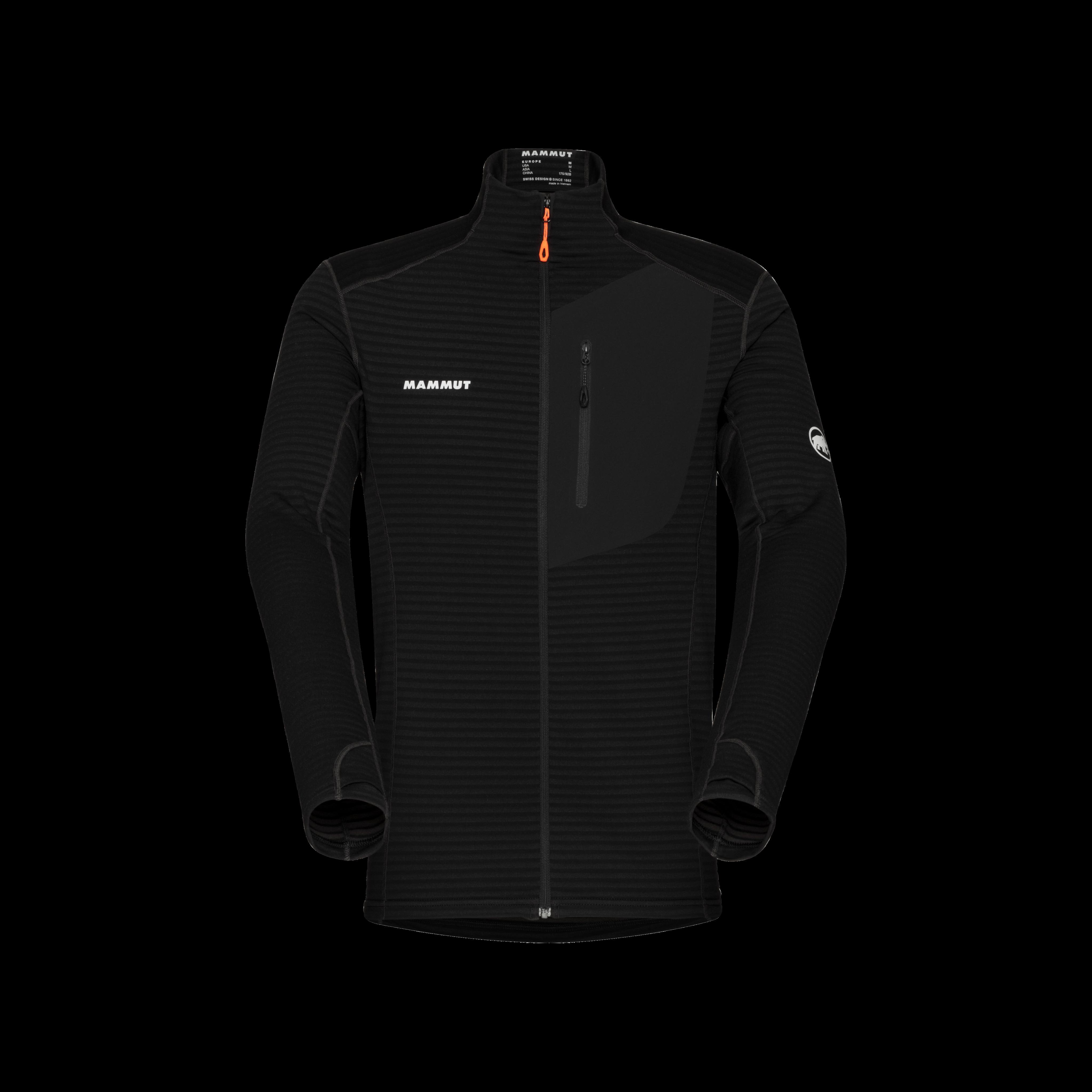 Aconcagua Light ML Jacket Men - black, XXL thumbnail