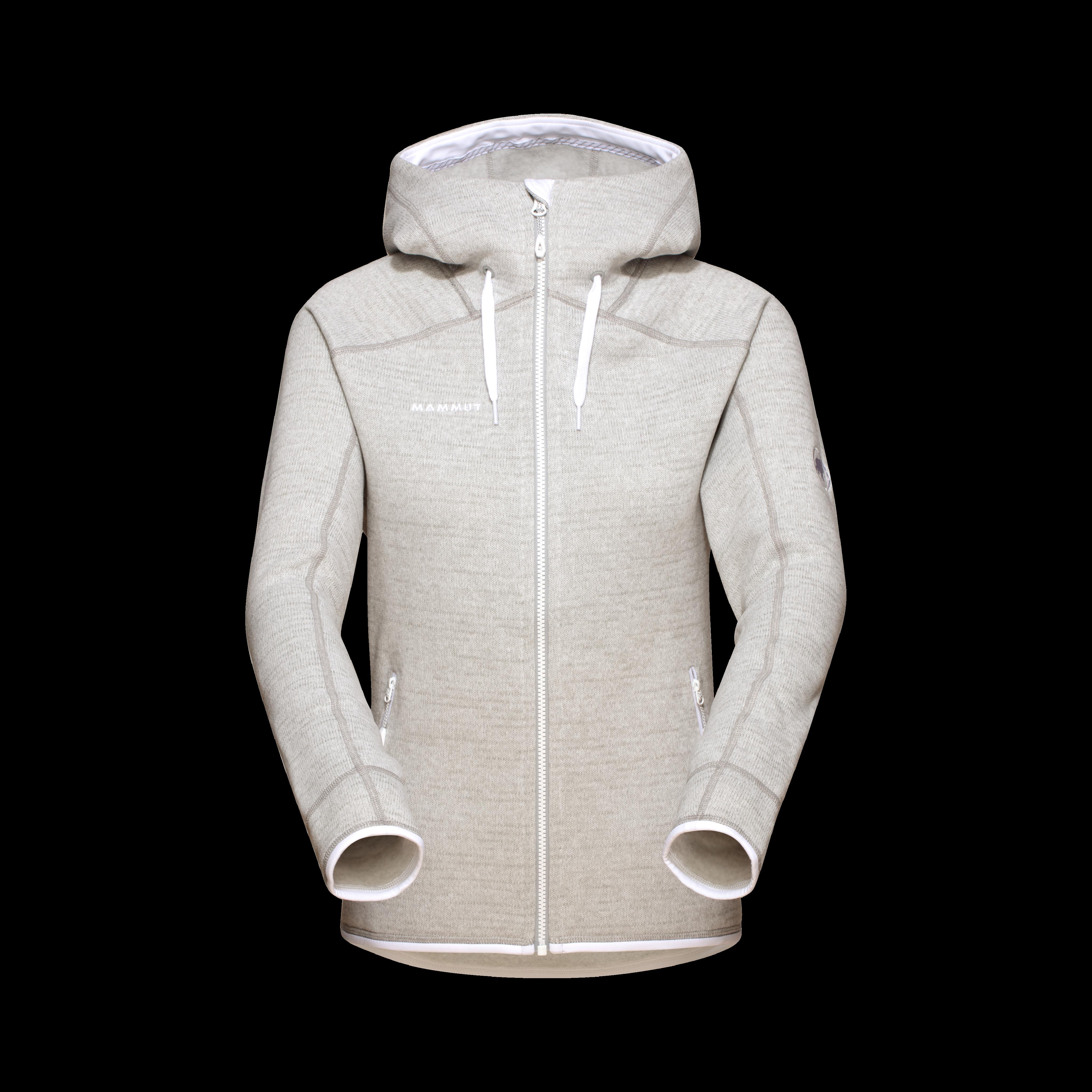 Arctic ML Hooded Jacket Women - highway mélange, XS thumbnail