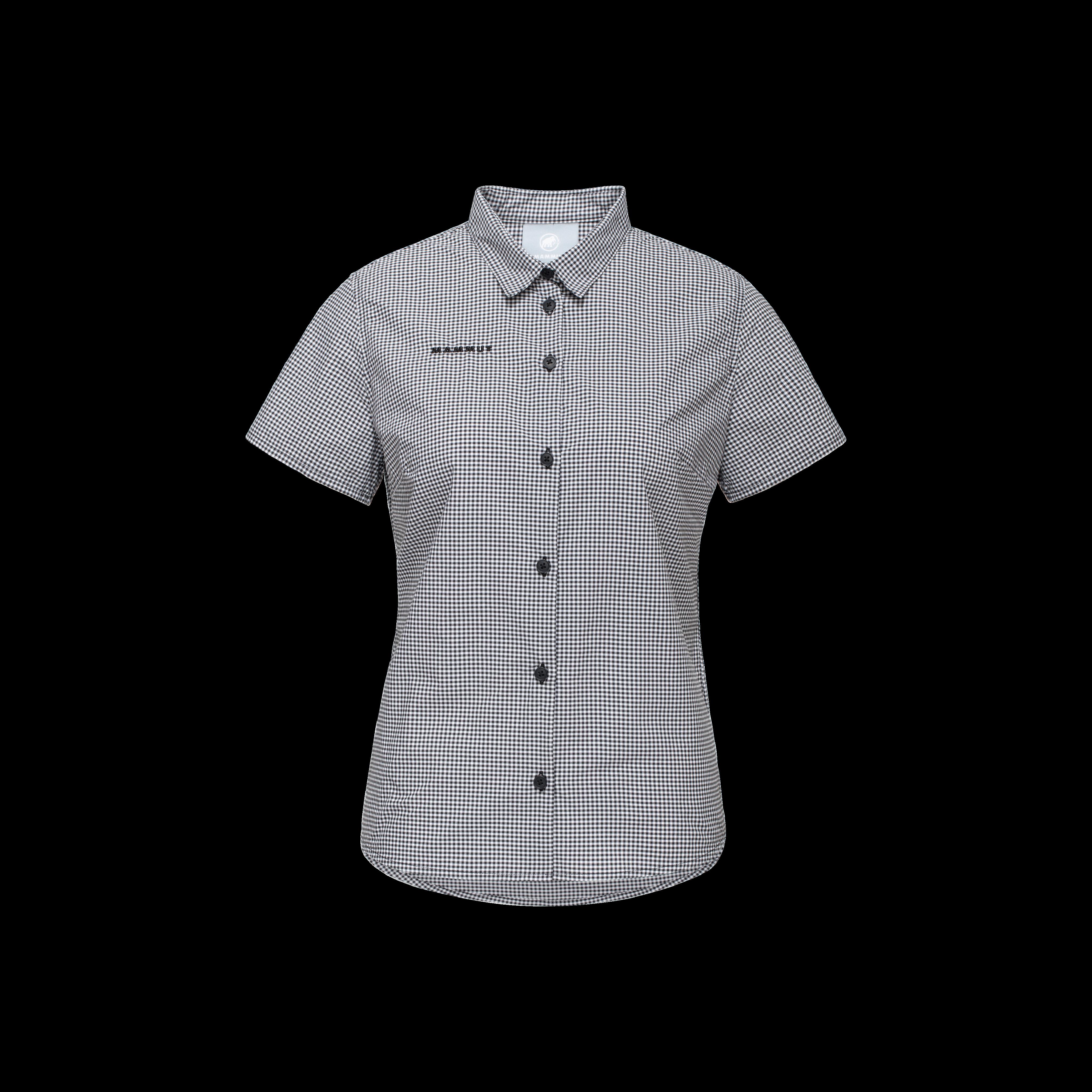 Aada Shirt Women - black-white, S thumbnail