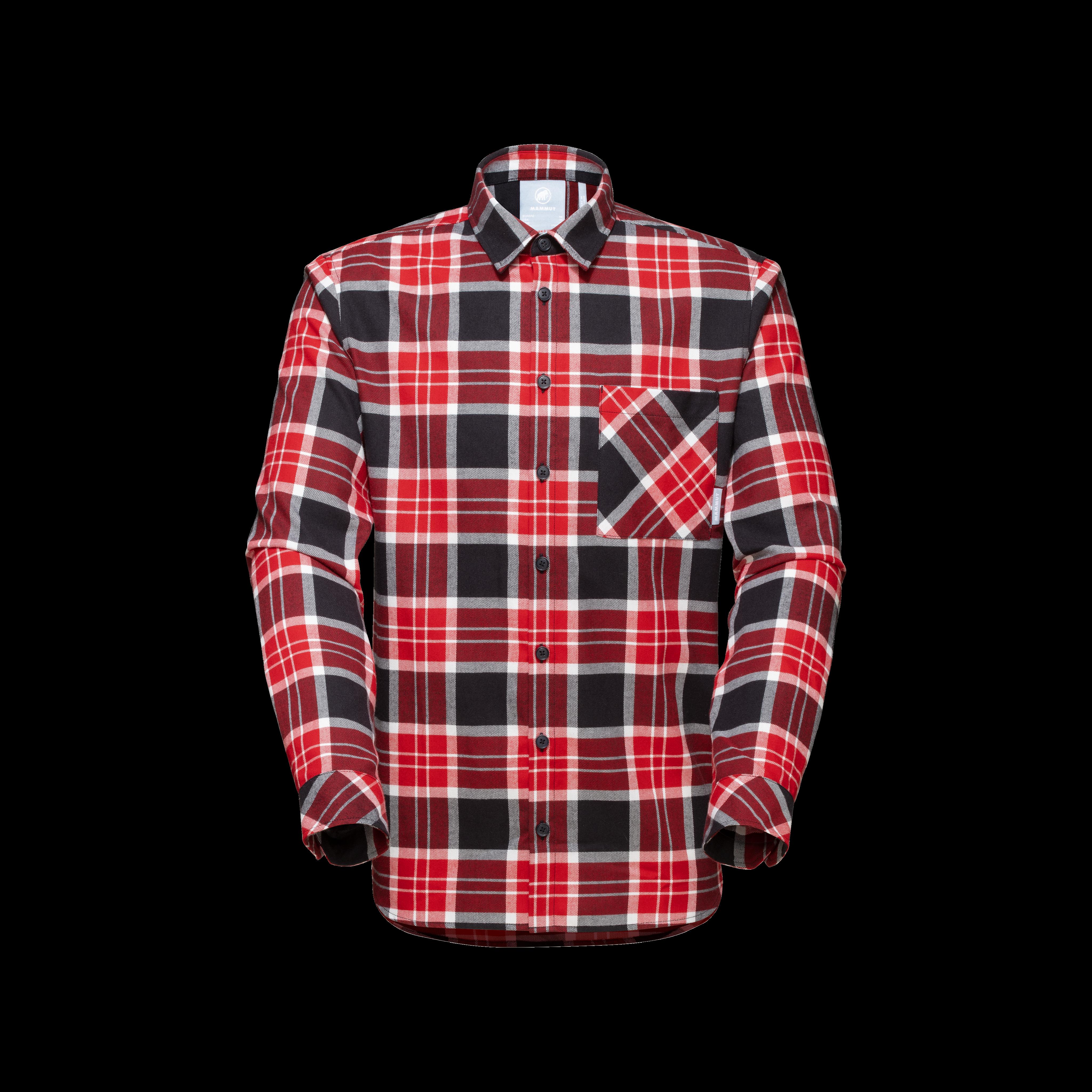 Trovat Longsleeve Shirt Men - black-magma, XXL thumbnail