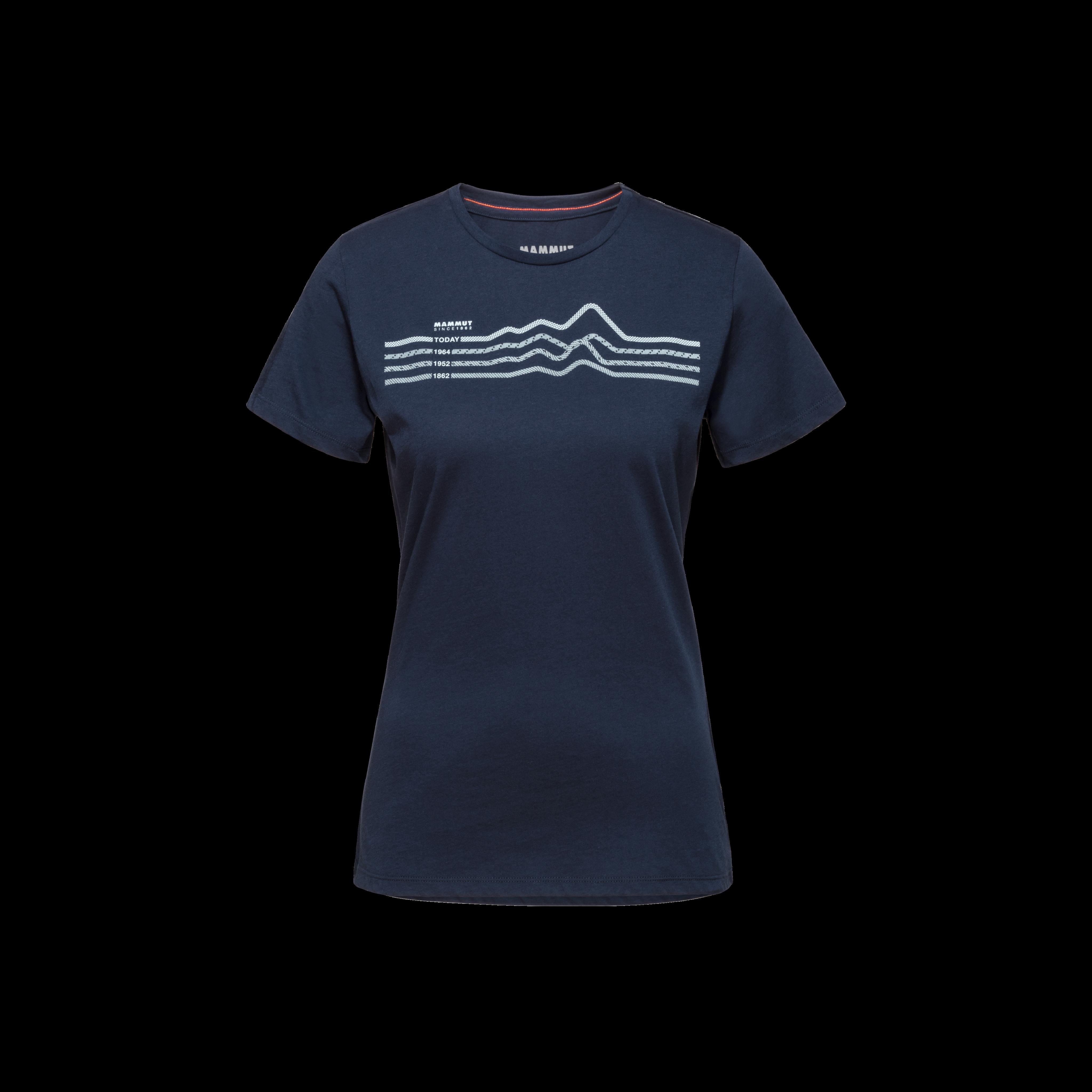 Seile T-Shirt Women - M, marine PRT3 thumbnail