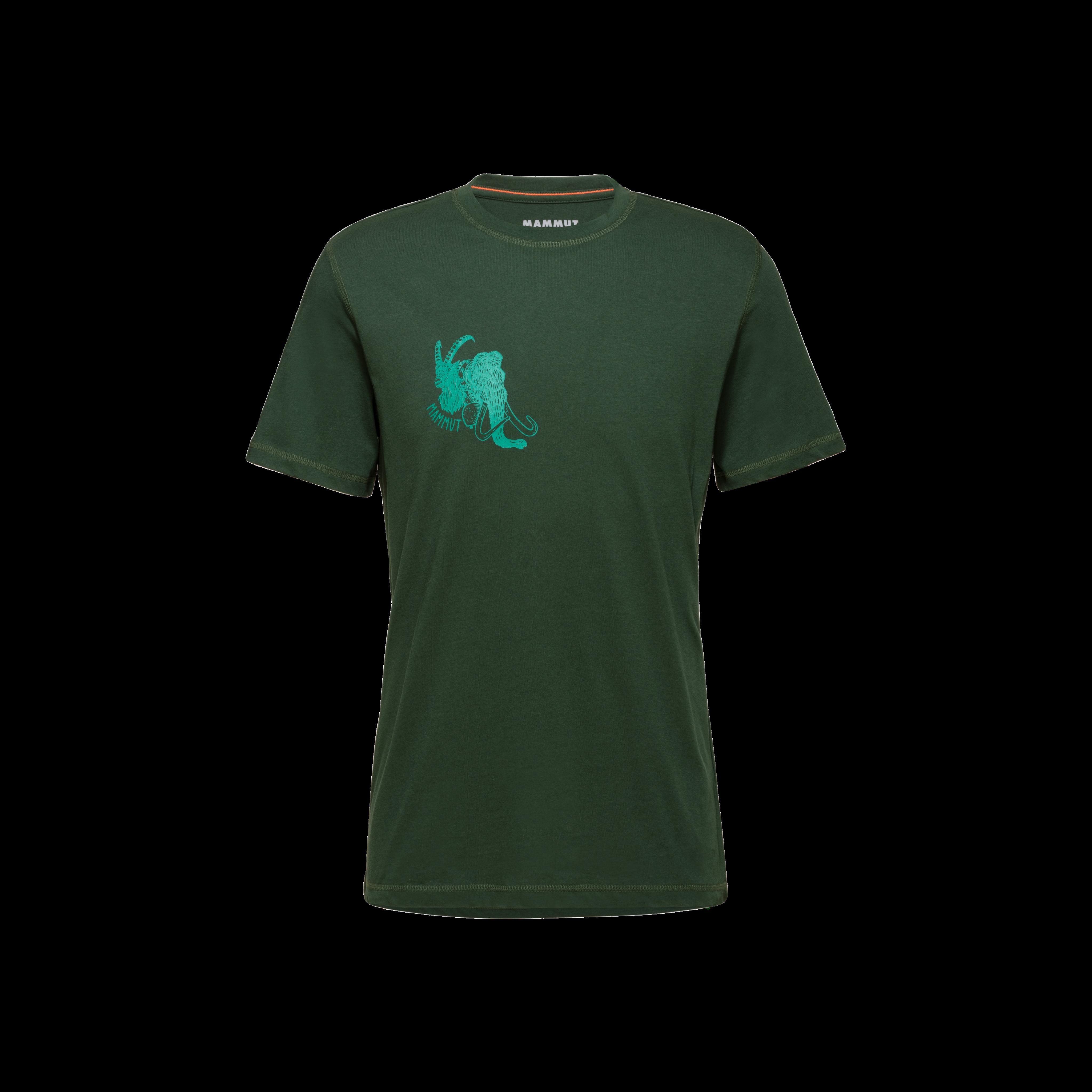 Sloper T-Shirt Men - M, woods PRT0 thumbnail