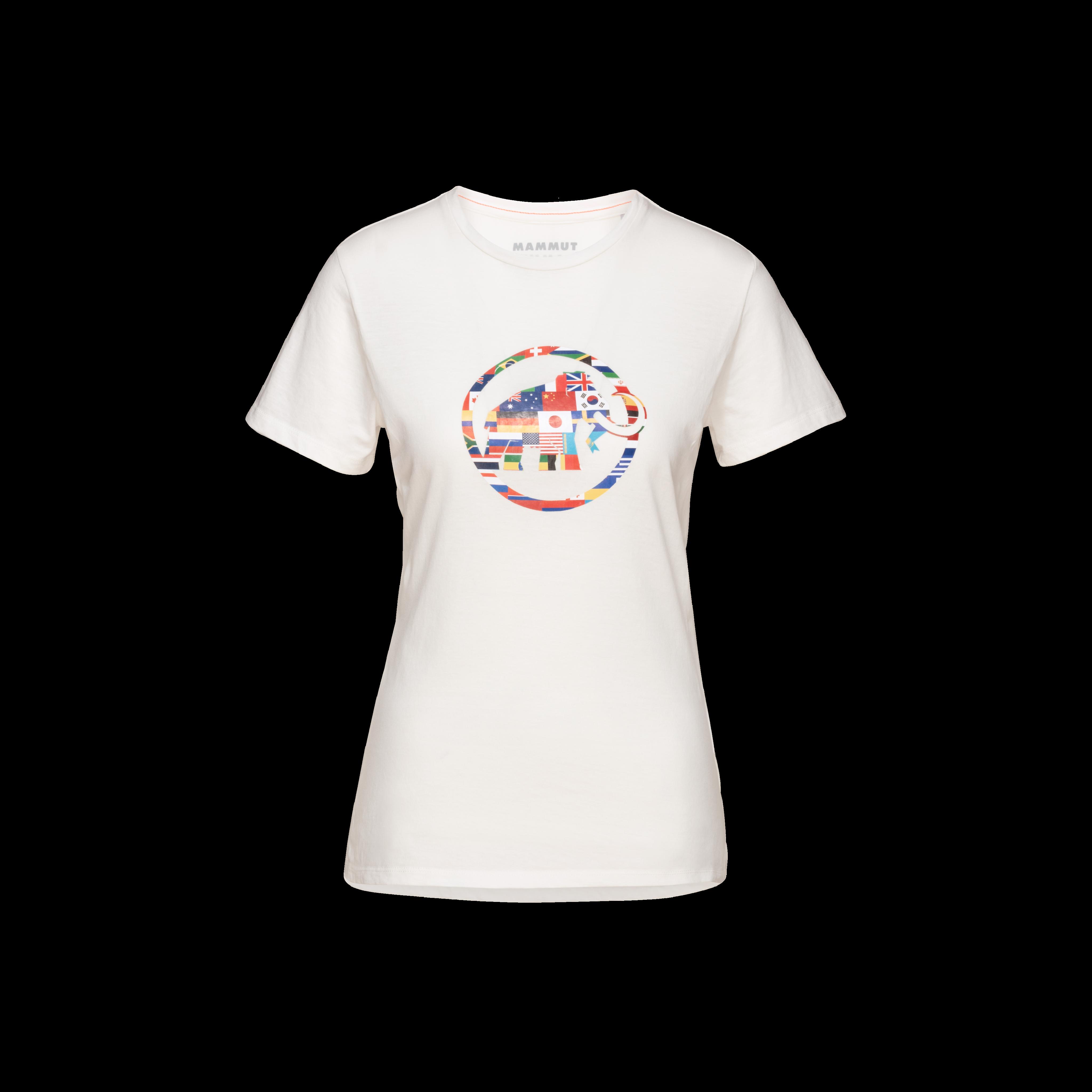 Nations T-Shirt Women - bright white, M thumbnail