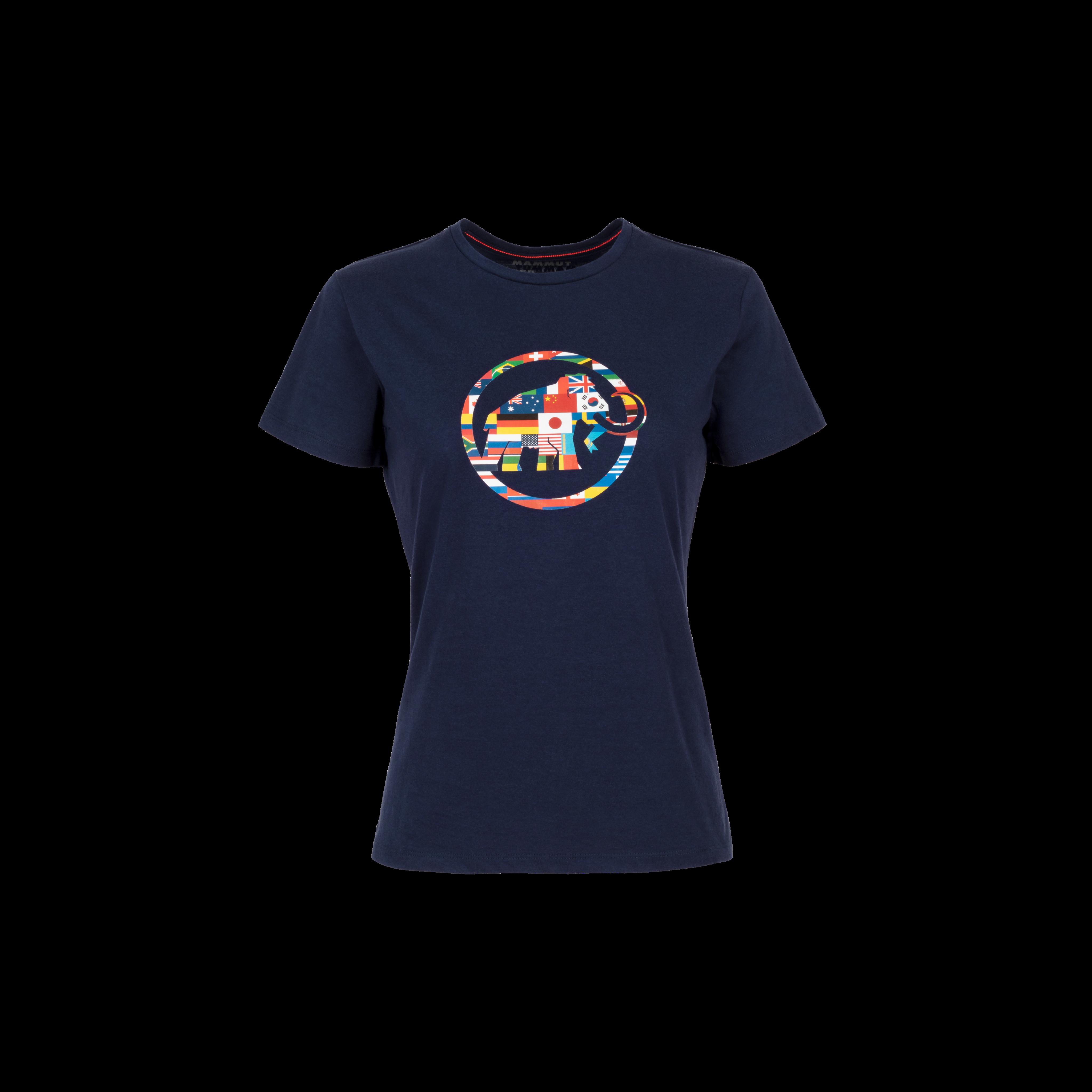 Nations T-Shirt Women - peacoat, XS thumbnail