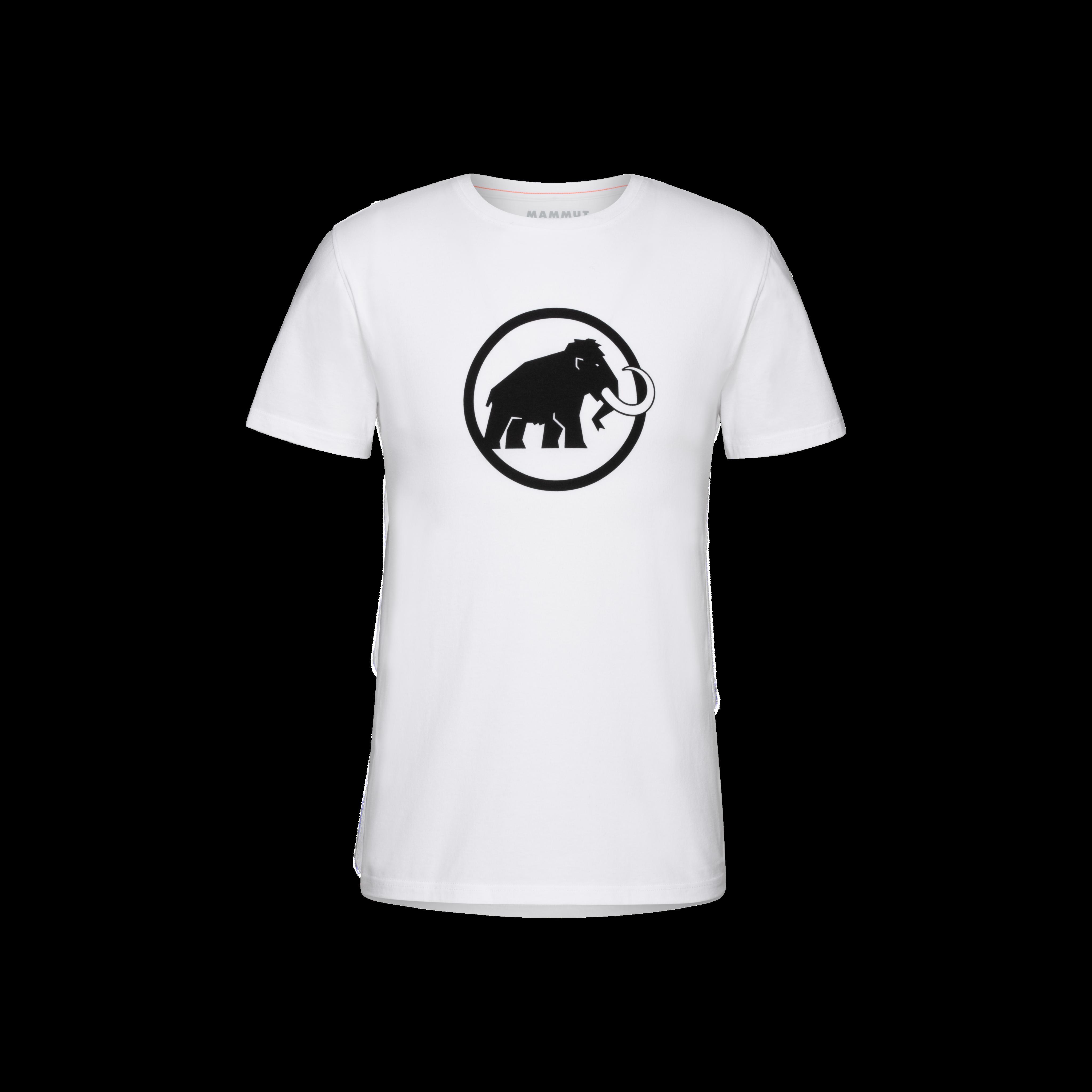Classic T-Shirt Men - L, white-black thumbnail