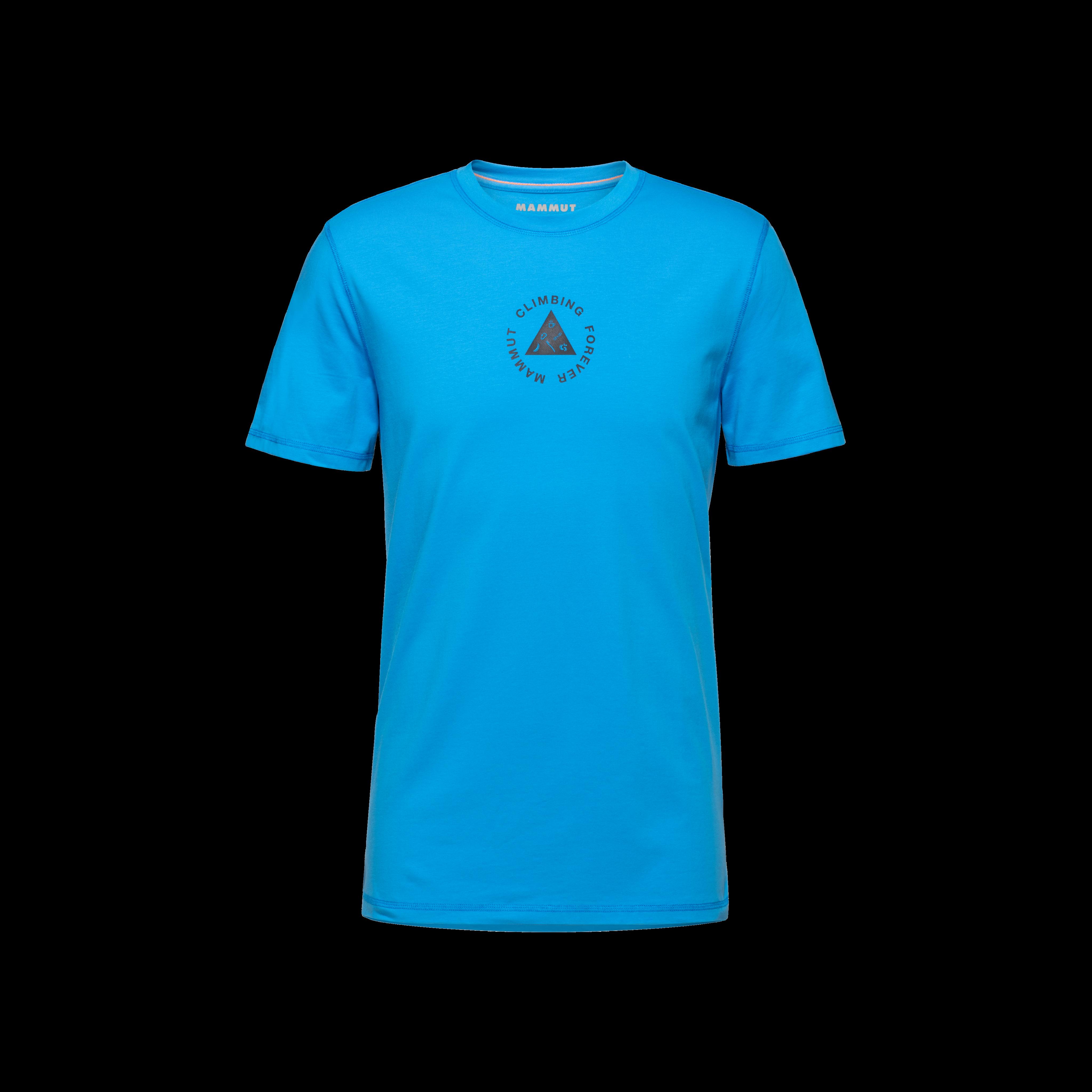 Massone T-Shirt Men - gentian PRT2, L thumbnail