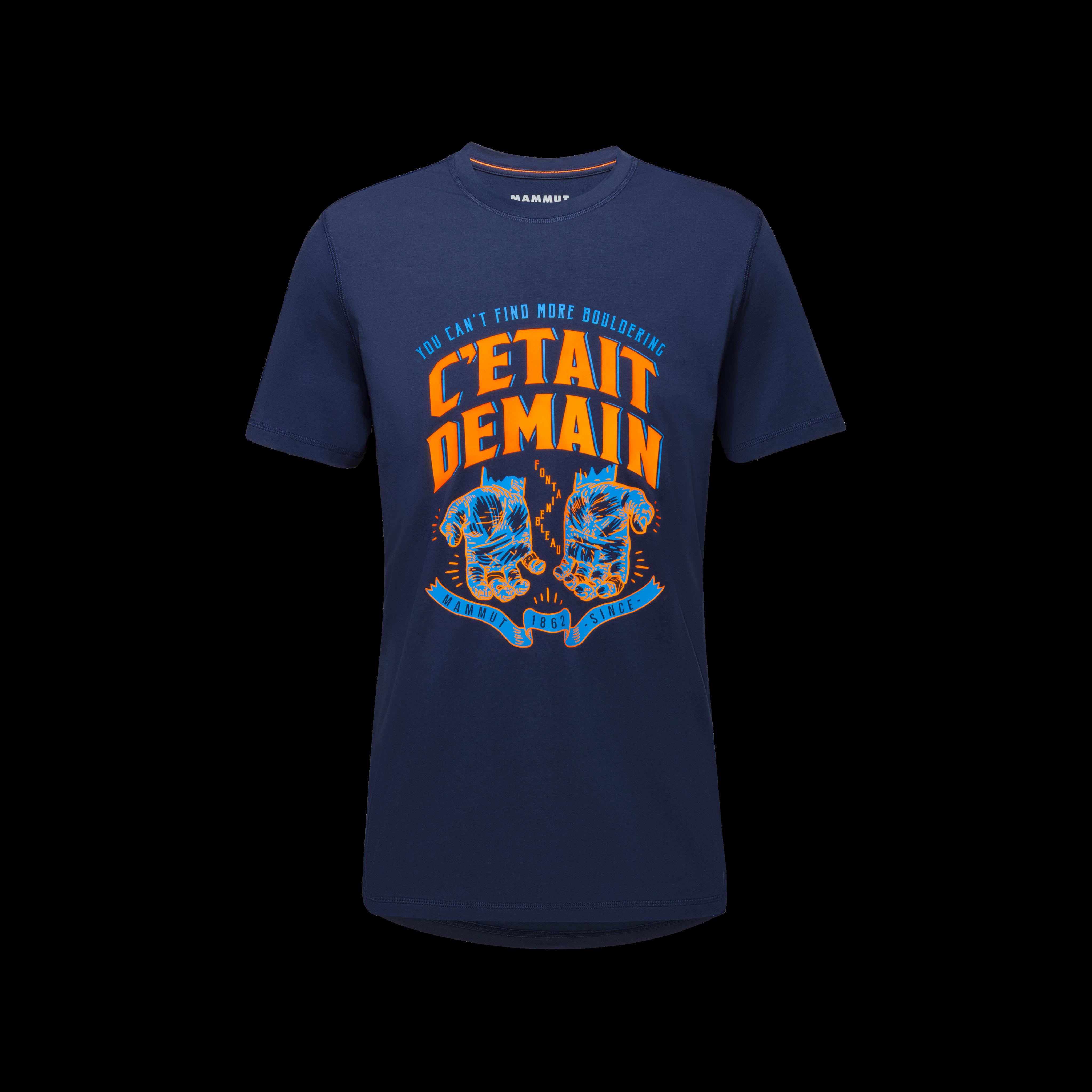 Massone T-Shirt Men - L, marine PRT1 thumbnail