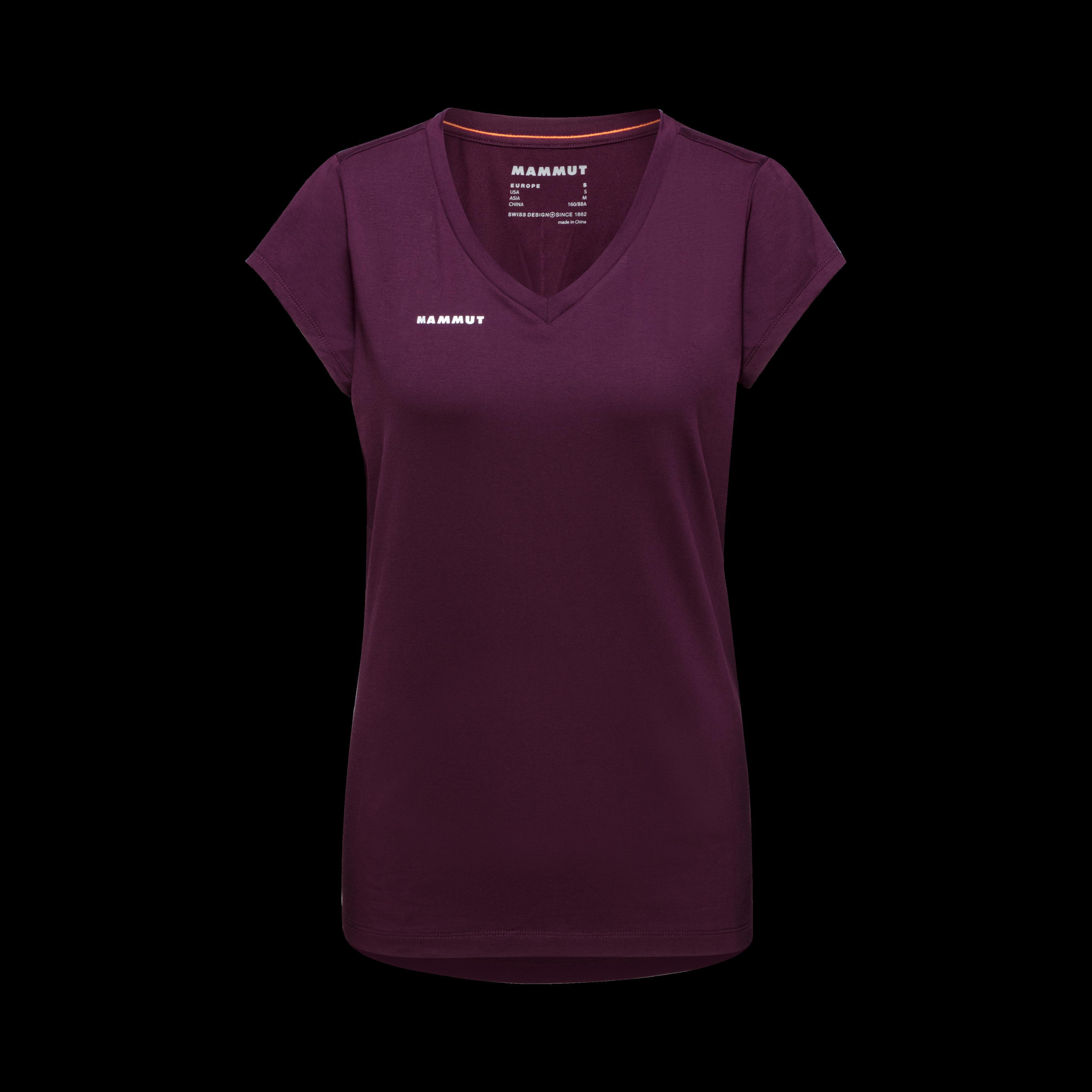 Massone T-Shirt Women - grape PRT3, M thumbnail