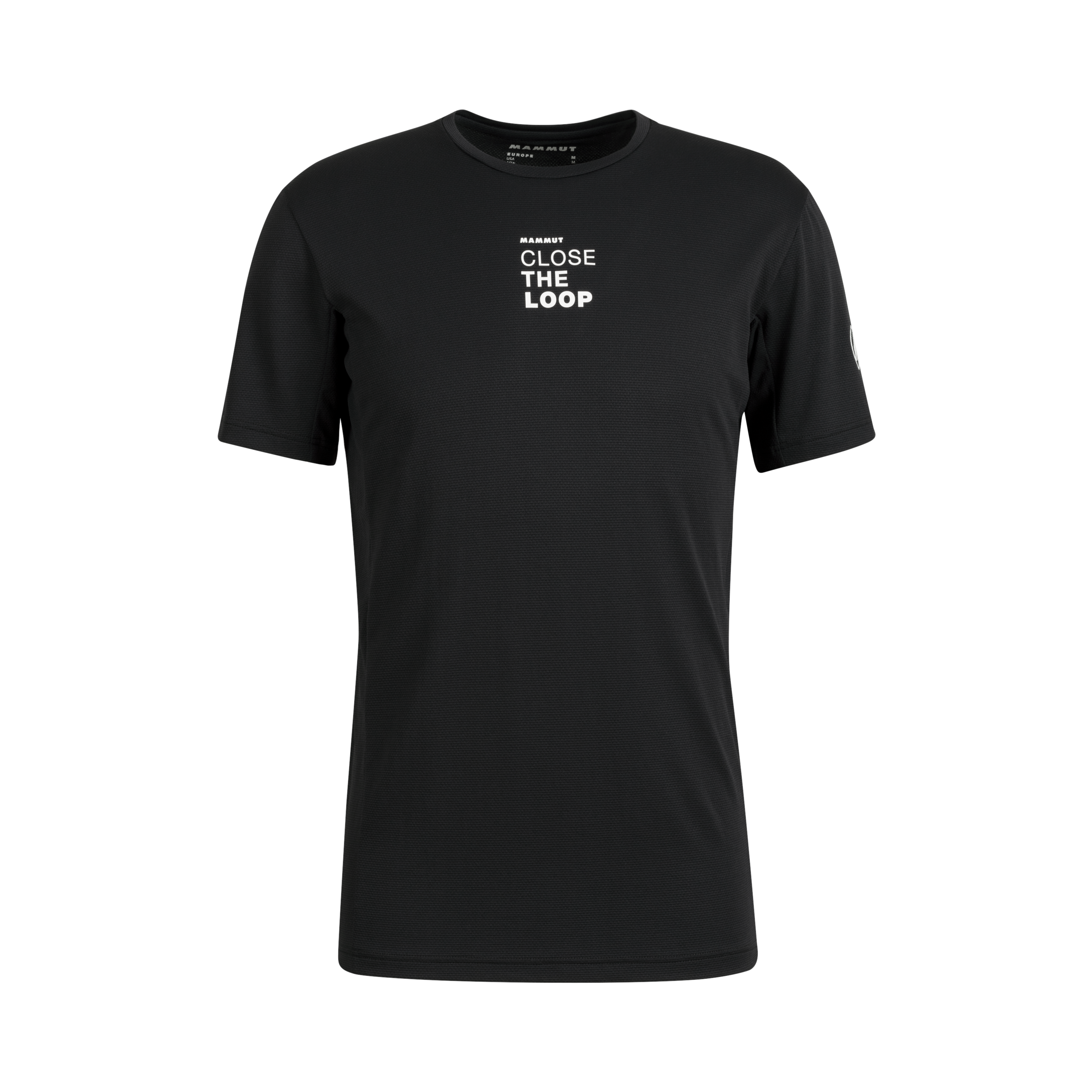 Close The Loop T-Shirt Men - black, XXL thumbnail