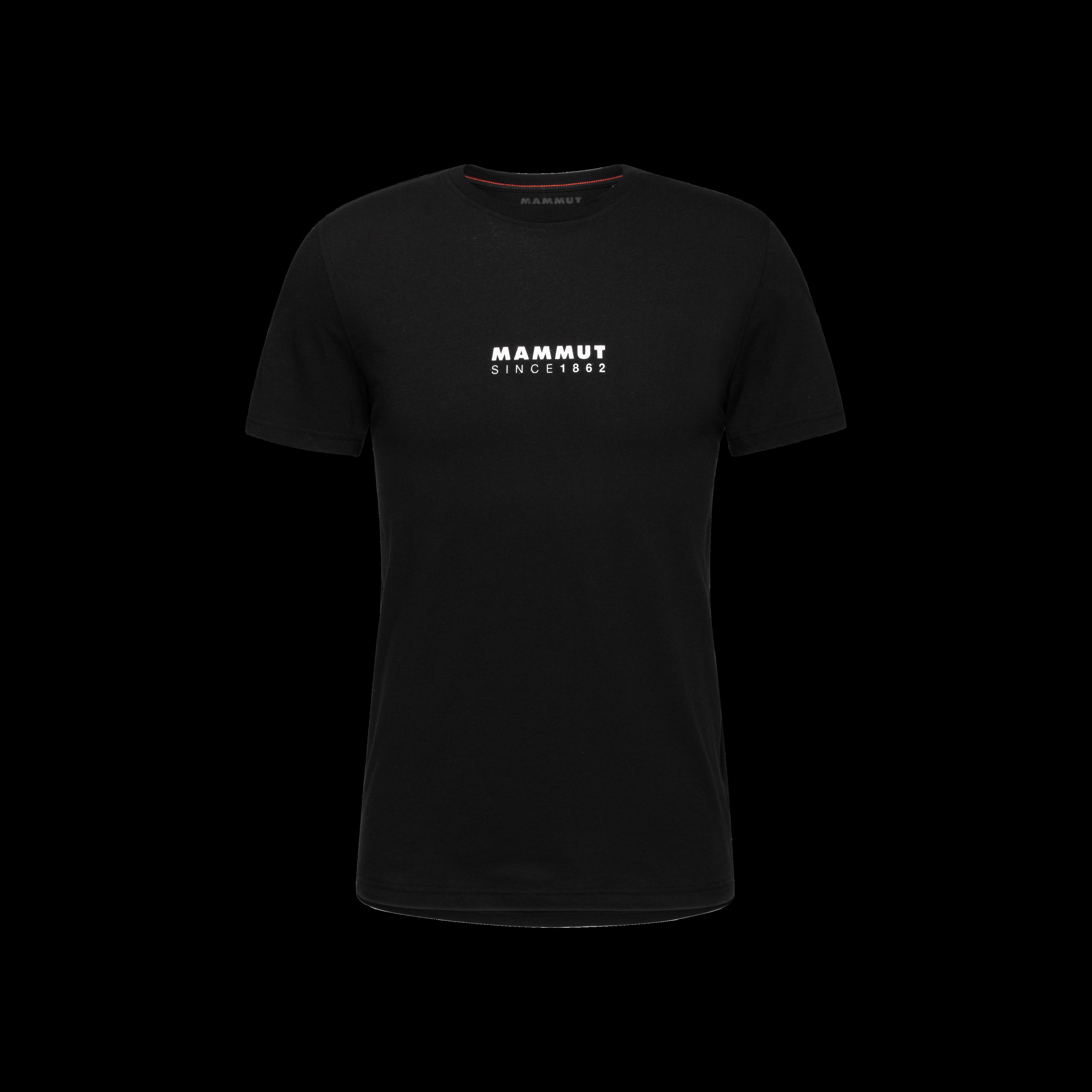 Mammut Logo T-Shirt Men - black PRT3, L thumbnail