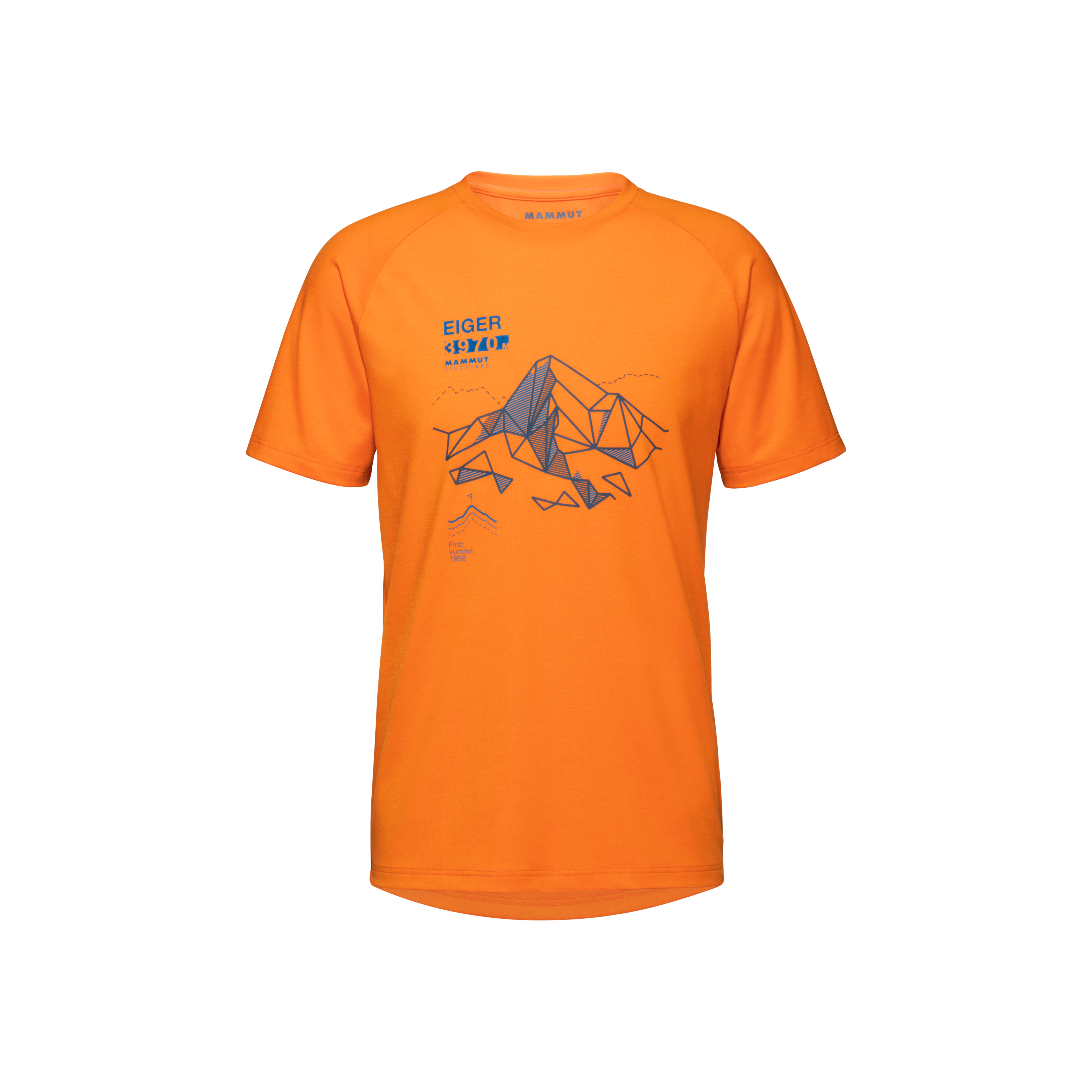 Mountain T-Shirt Men - dark radiant, XXL thumbnail
