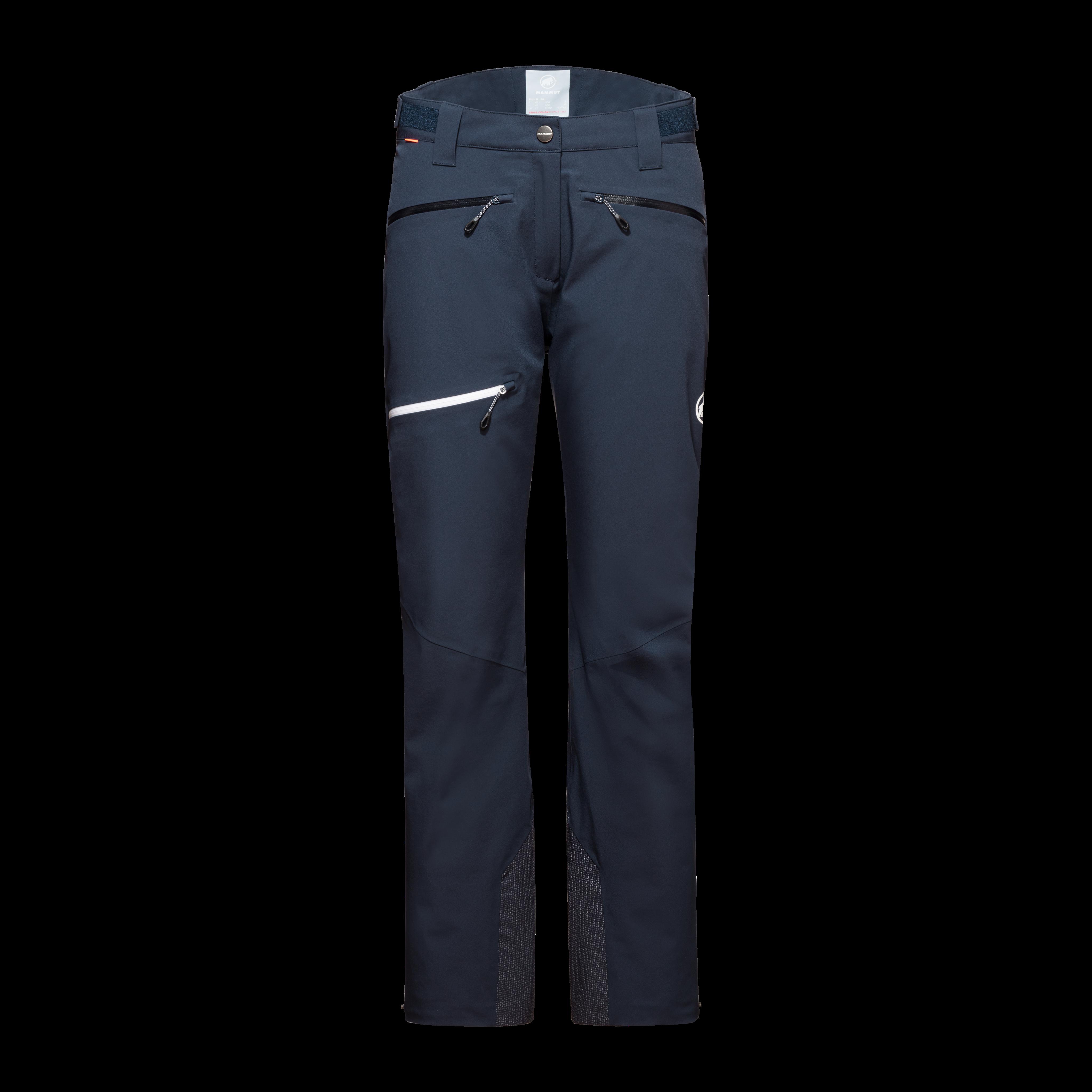Stoney HS Thermo Pants Women - marine-white, normal, UK 12 thumbnail