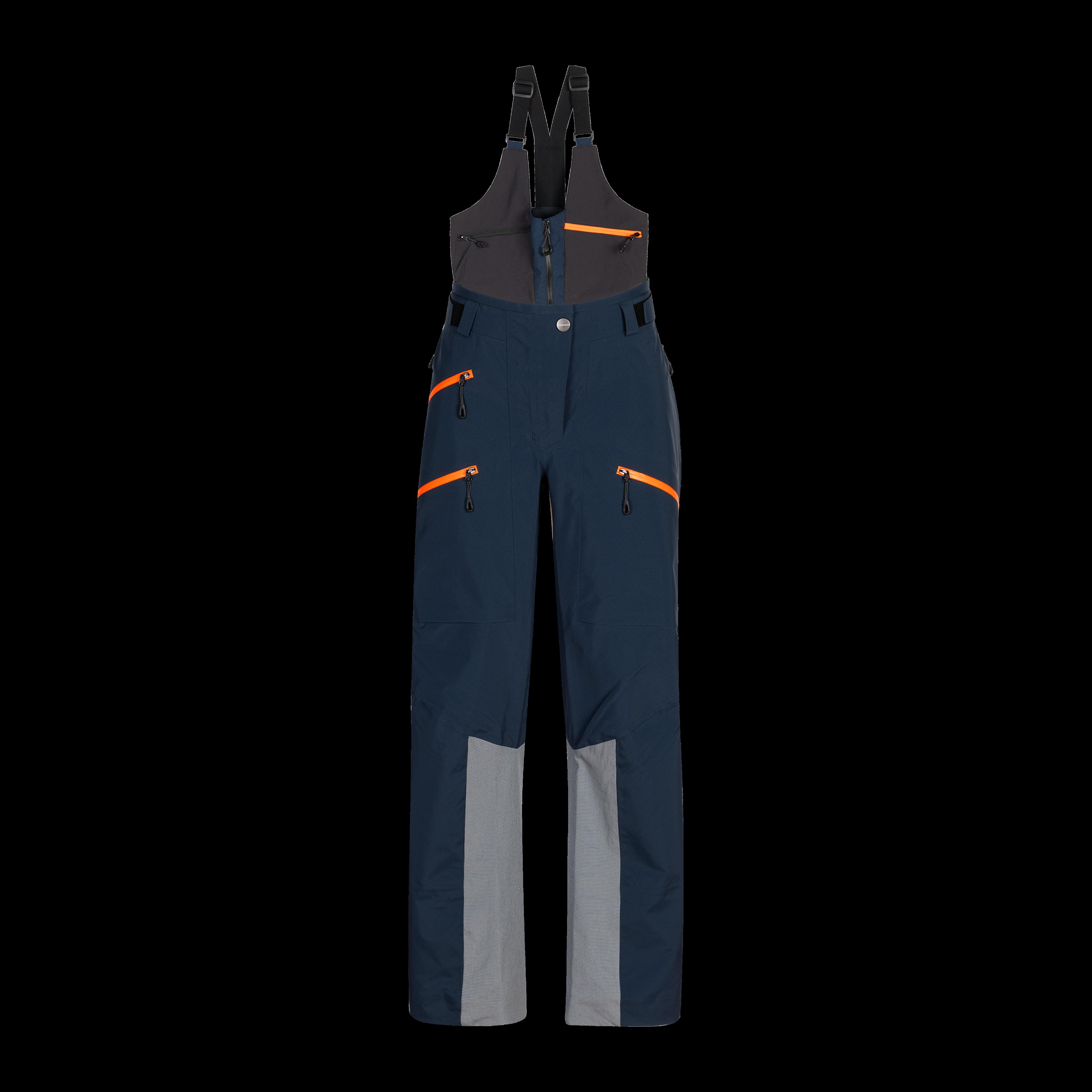 La Liste Pro HS Bib Pants Women - marine, normal, UK 18 thumbnail