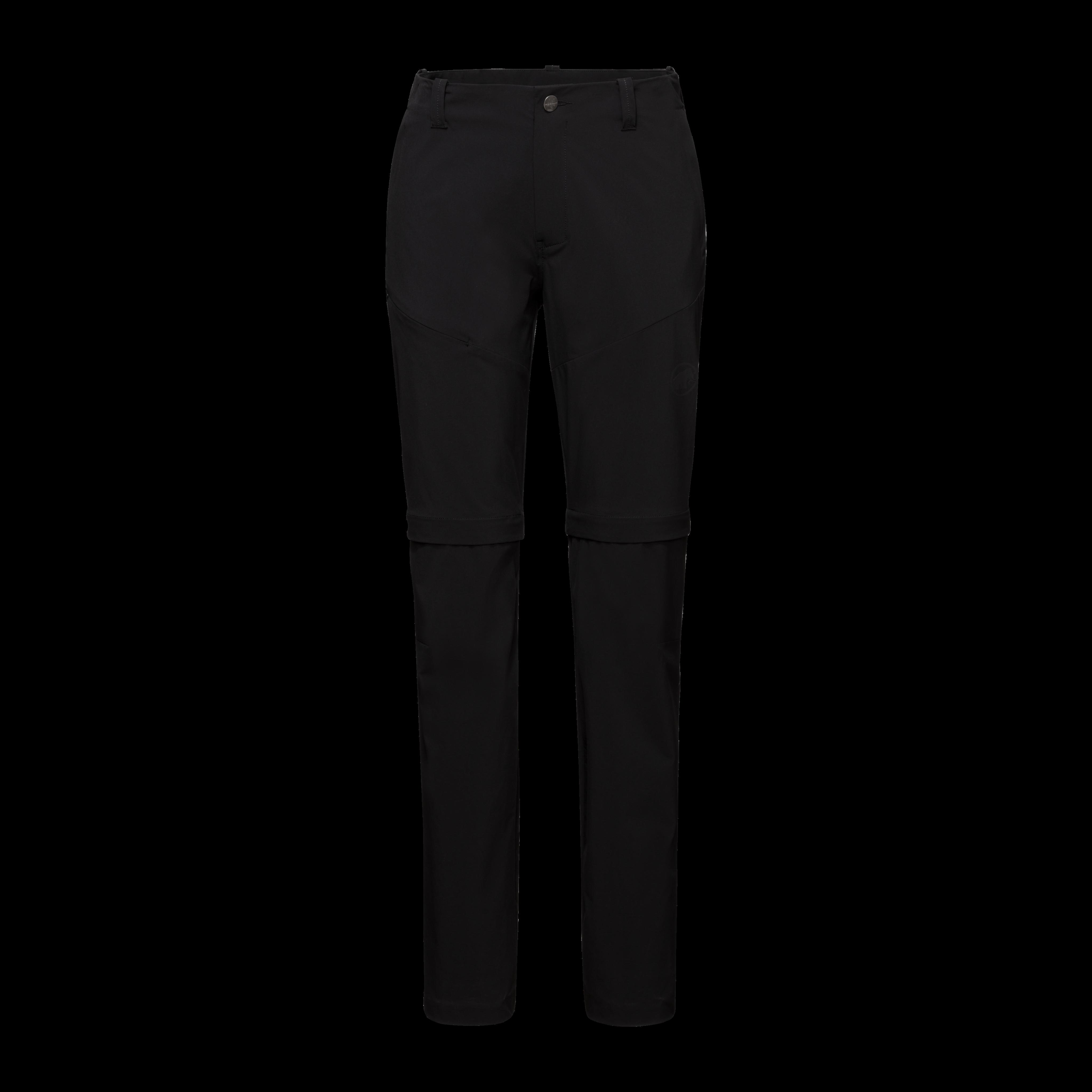 Runbold Zip Off Pants Women - black, normal, UK 12 thumbnail