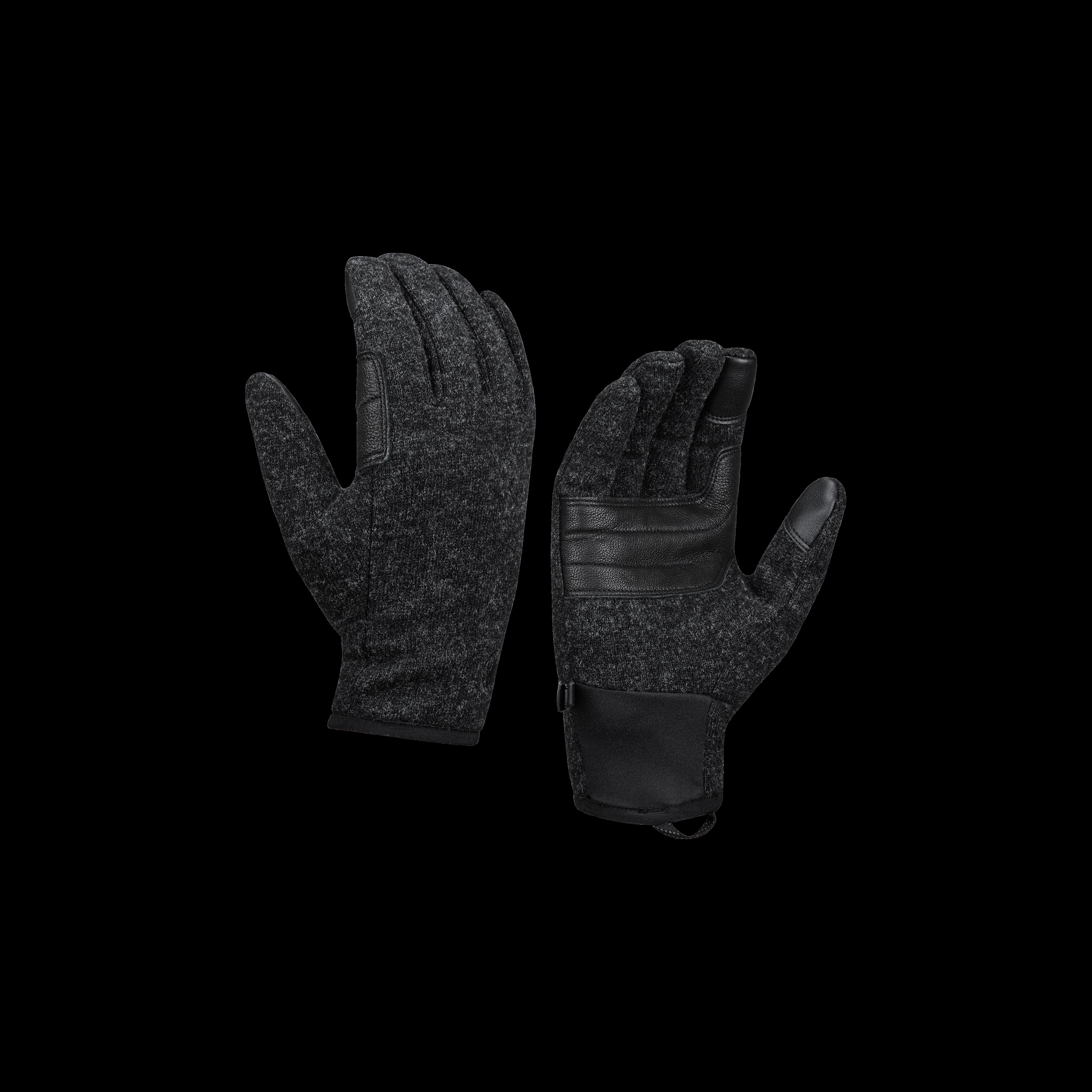 Passion Glove - 11, black mélange thumbnail