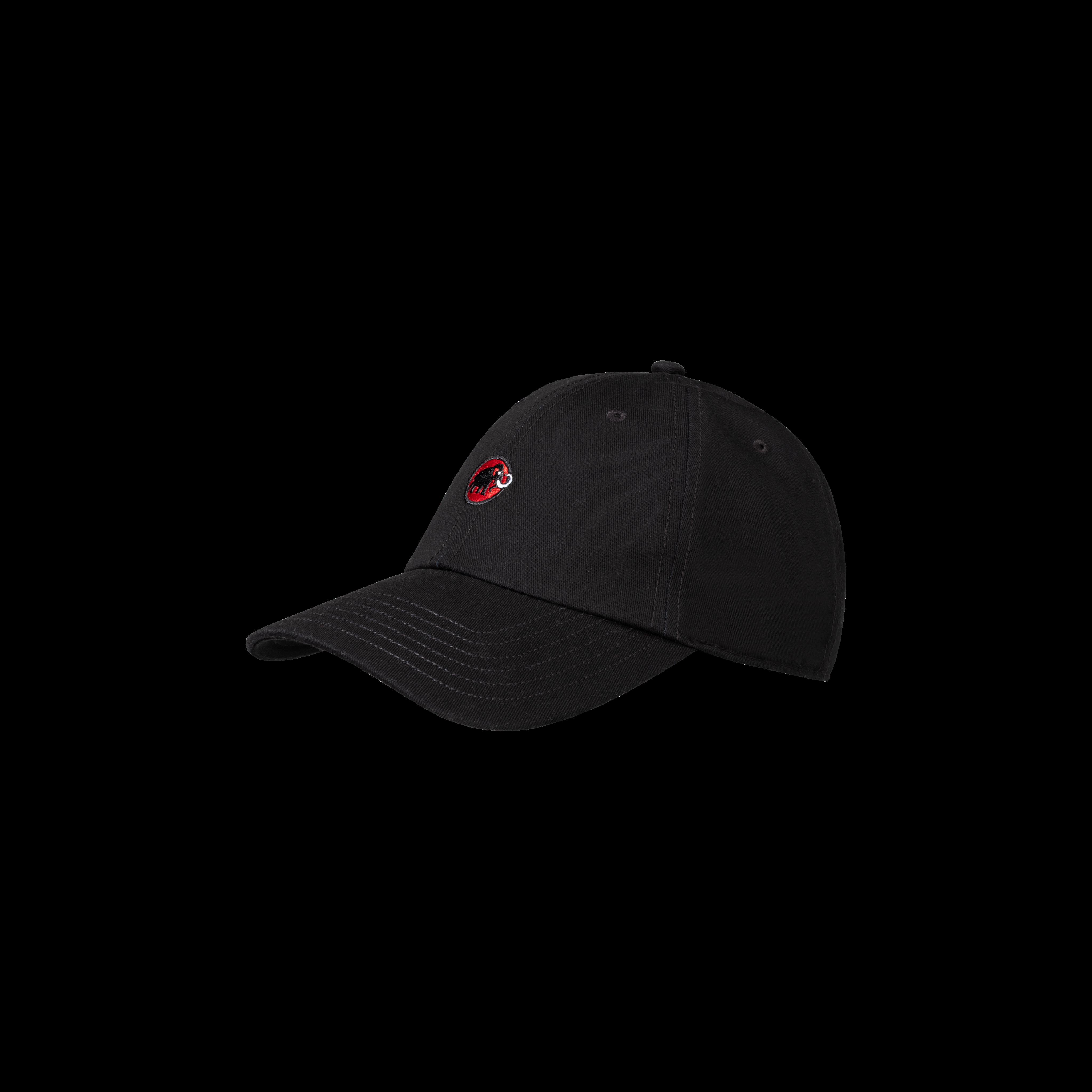 Baseball Cap Mammut - black PRT1, S-M thumbnail