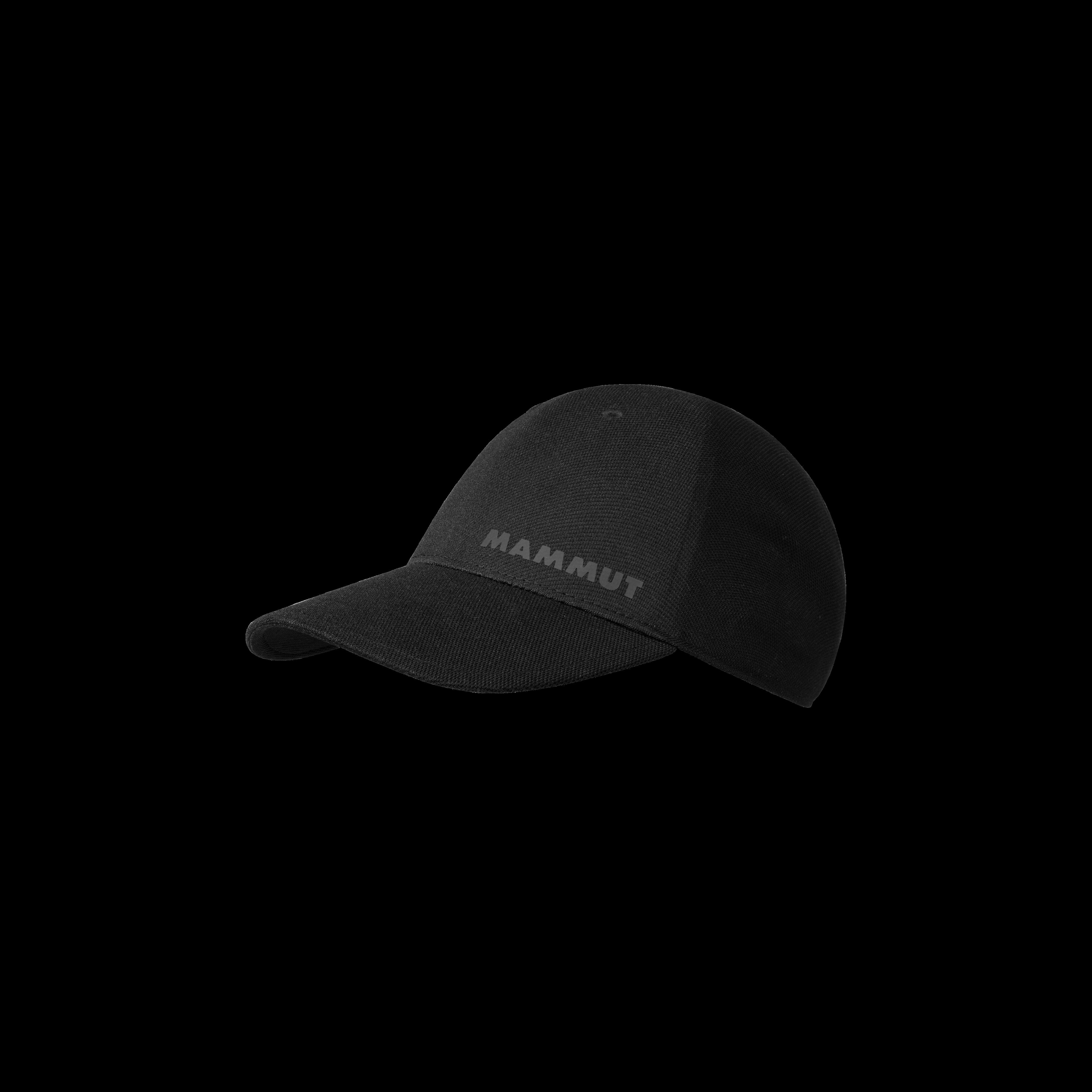 Sertig Cap - black, L thumbnail