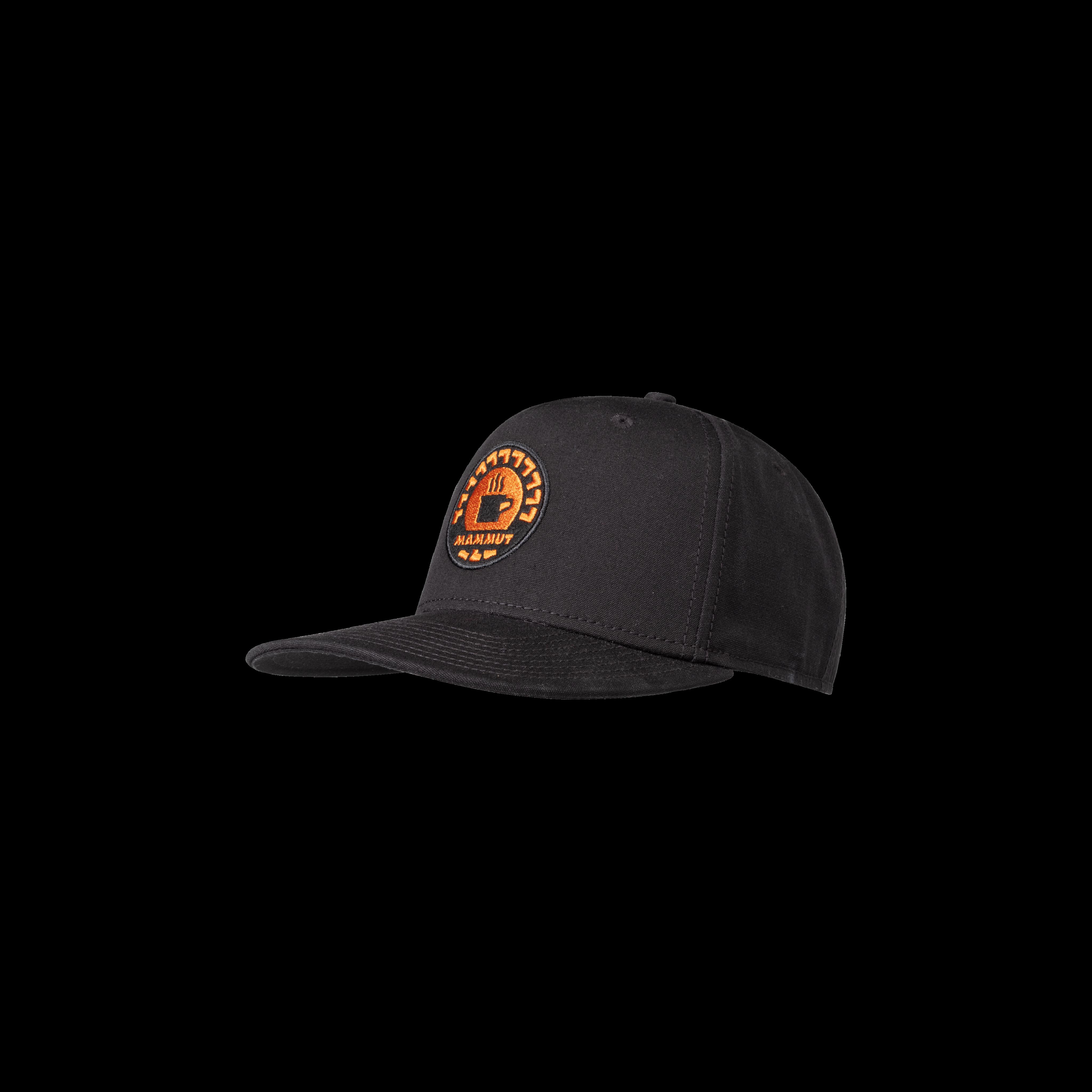 Massone Cap - black-dark cheddar, S-M thumbnail