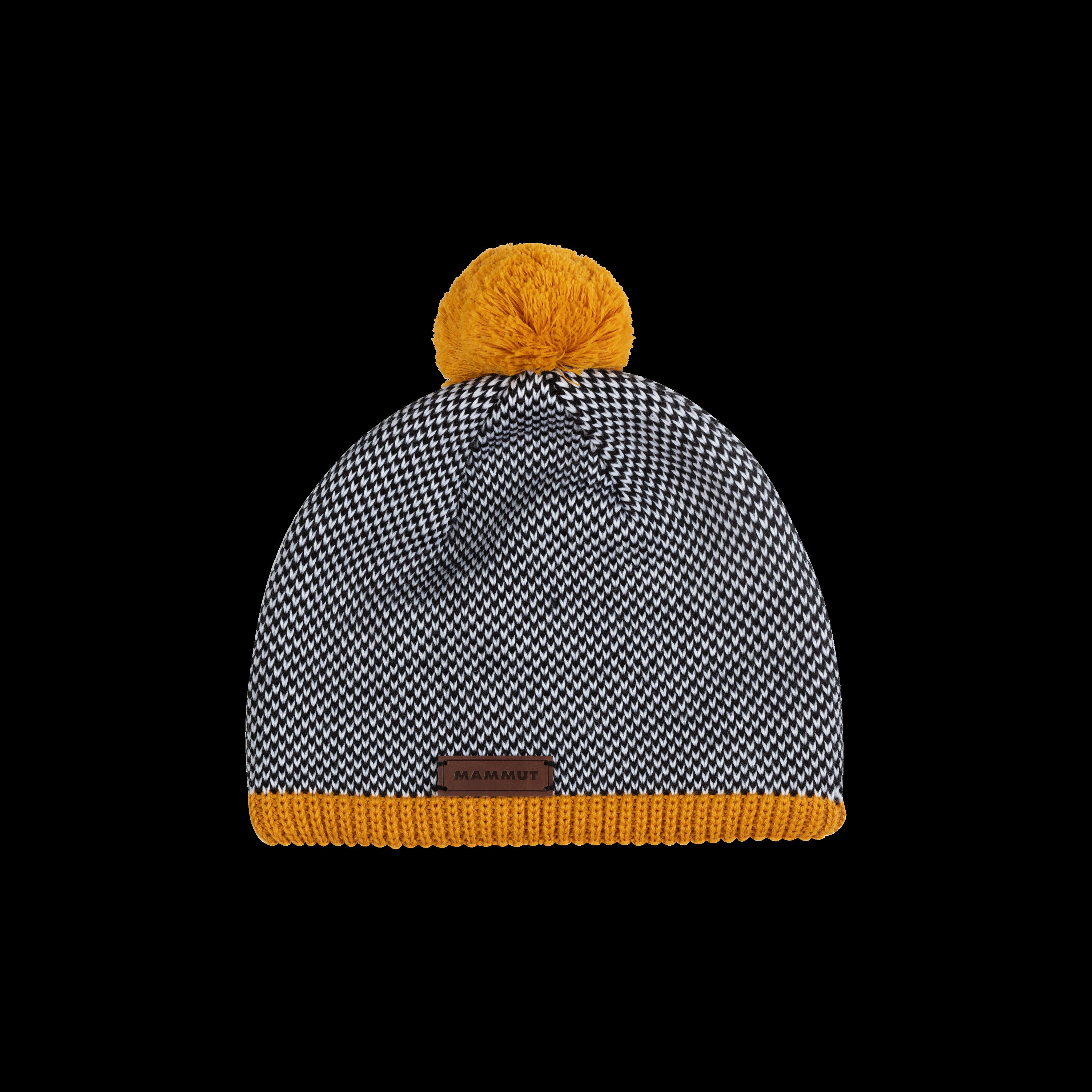 Snow Beanie - golden-black, one size thumbnail