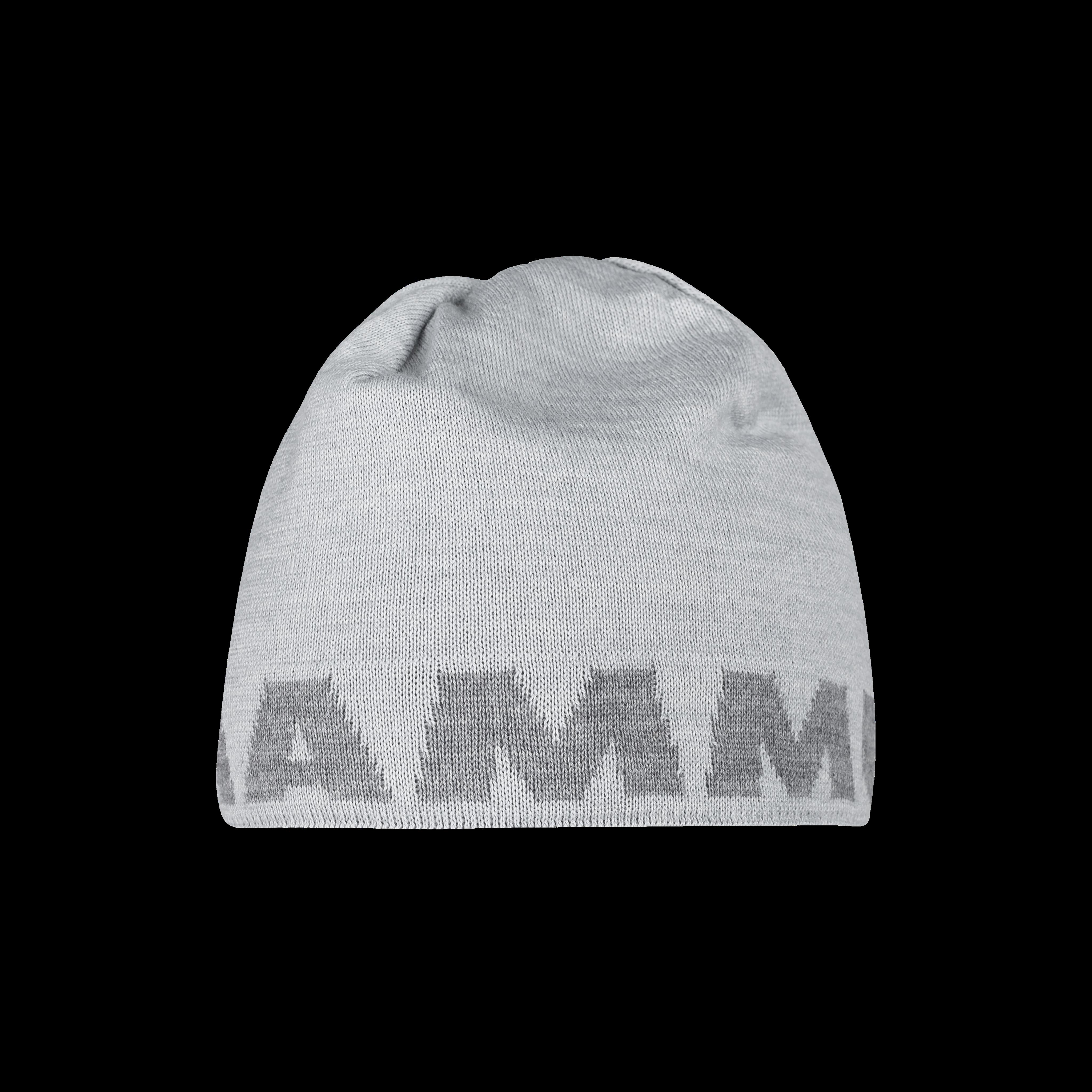 Mammut Logo Beanie - highway-granit, one size thumbnail