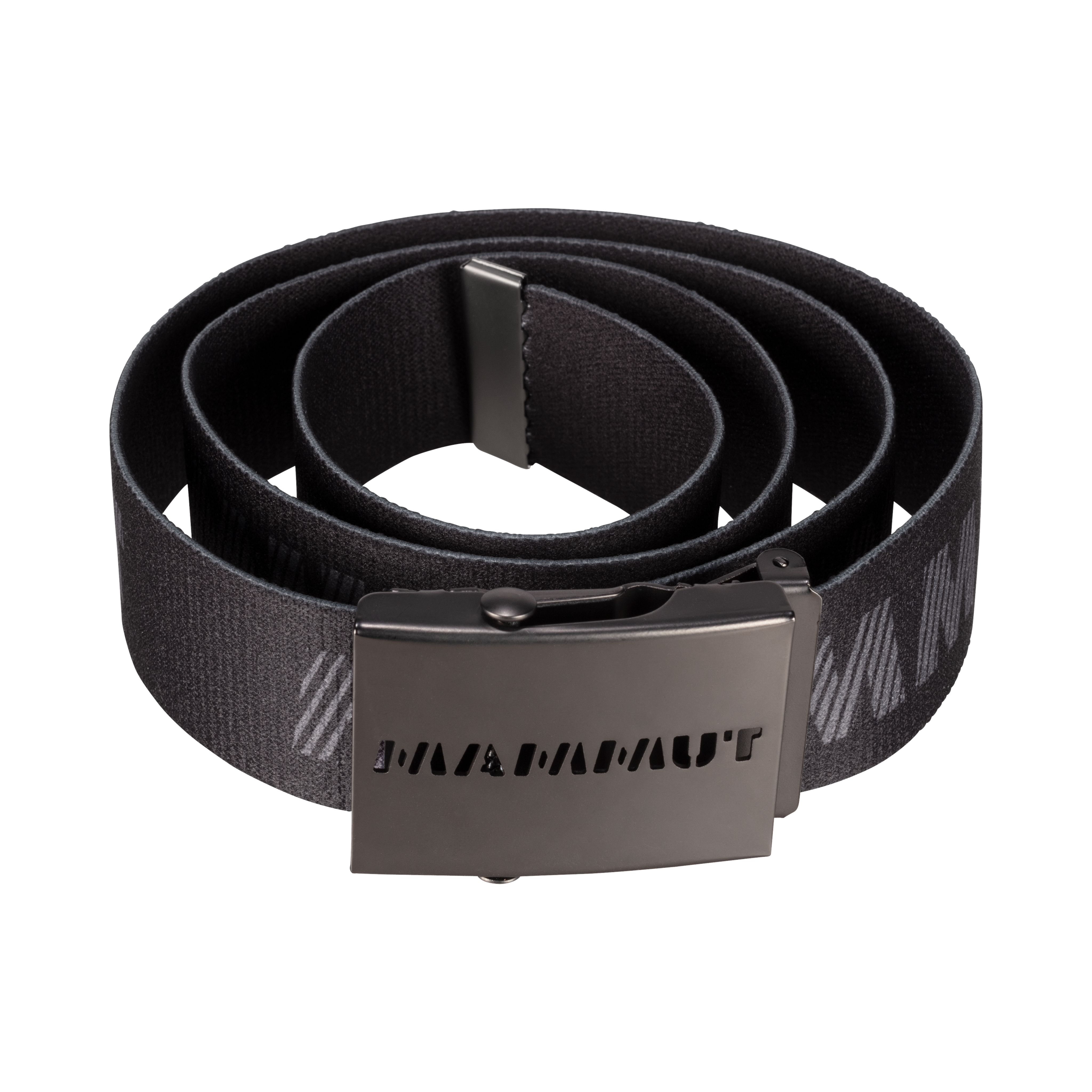 Mammut Logo Belt - black-titanium, one size thumbnail
