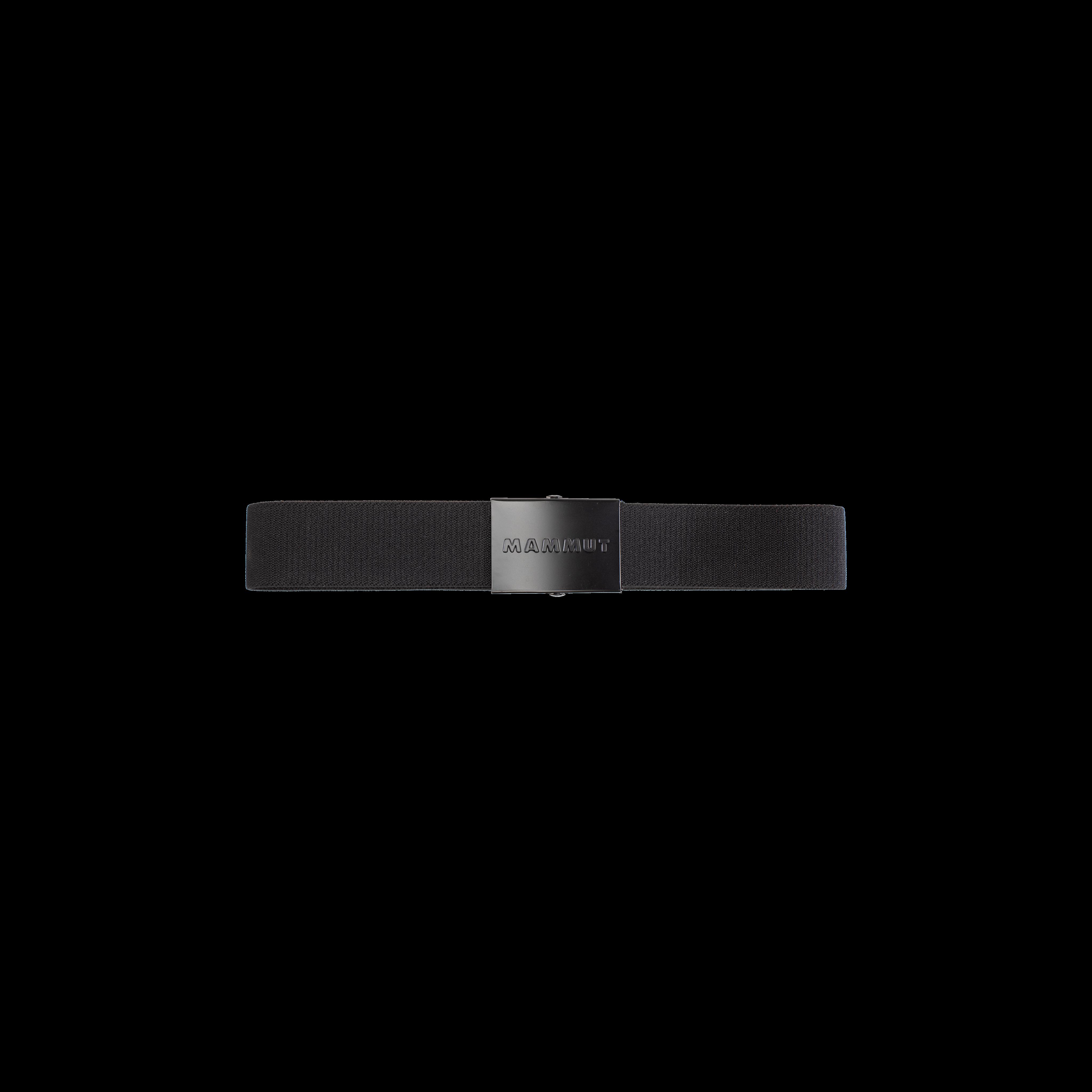 Mammut Logo Belt - black, one size thumbnail