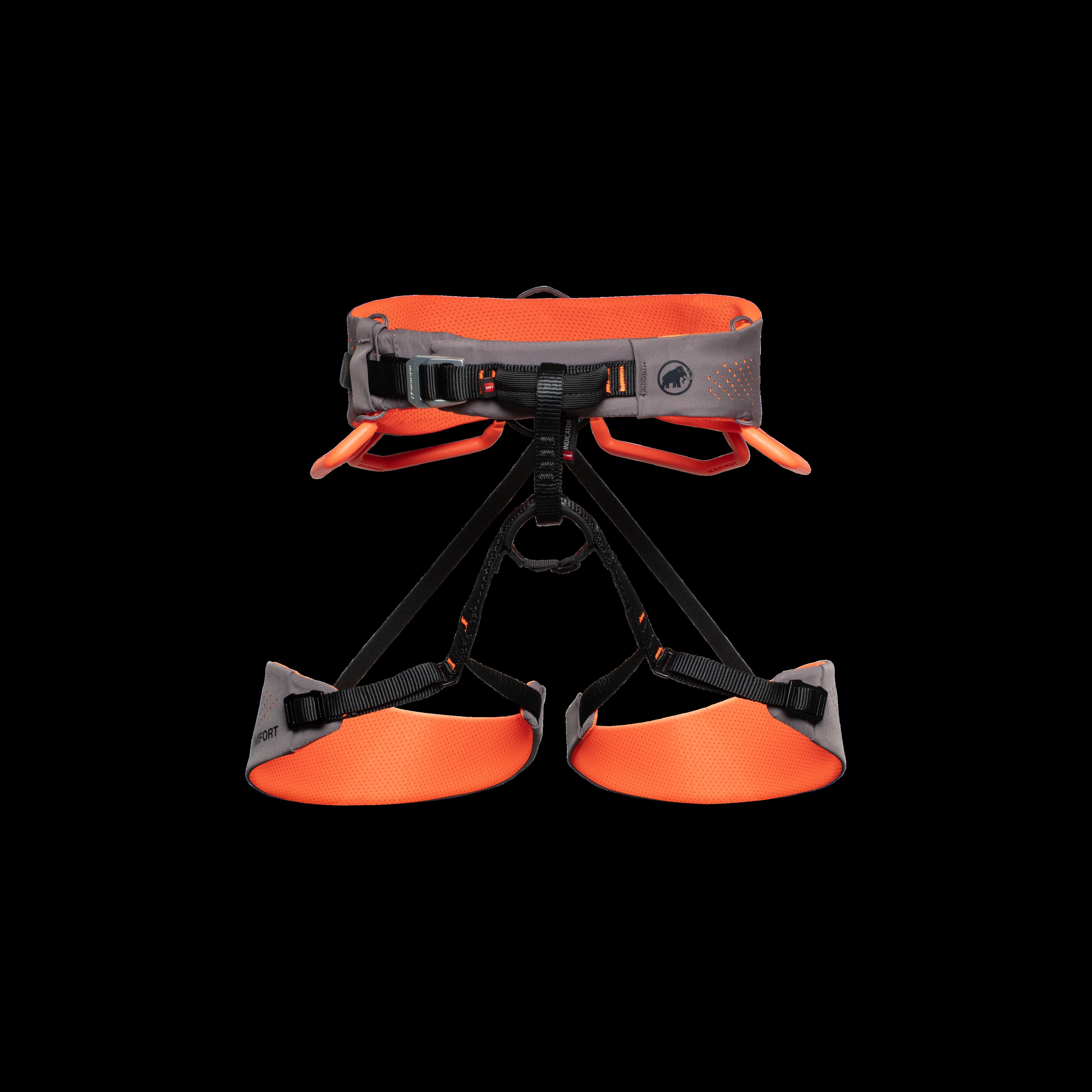 Comfort Fast Adjust Harness Women - S, shark-safety orange thumbnail