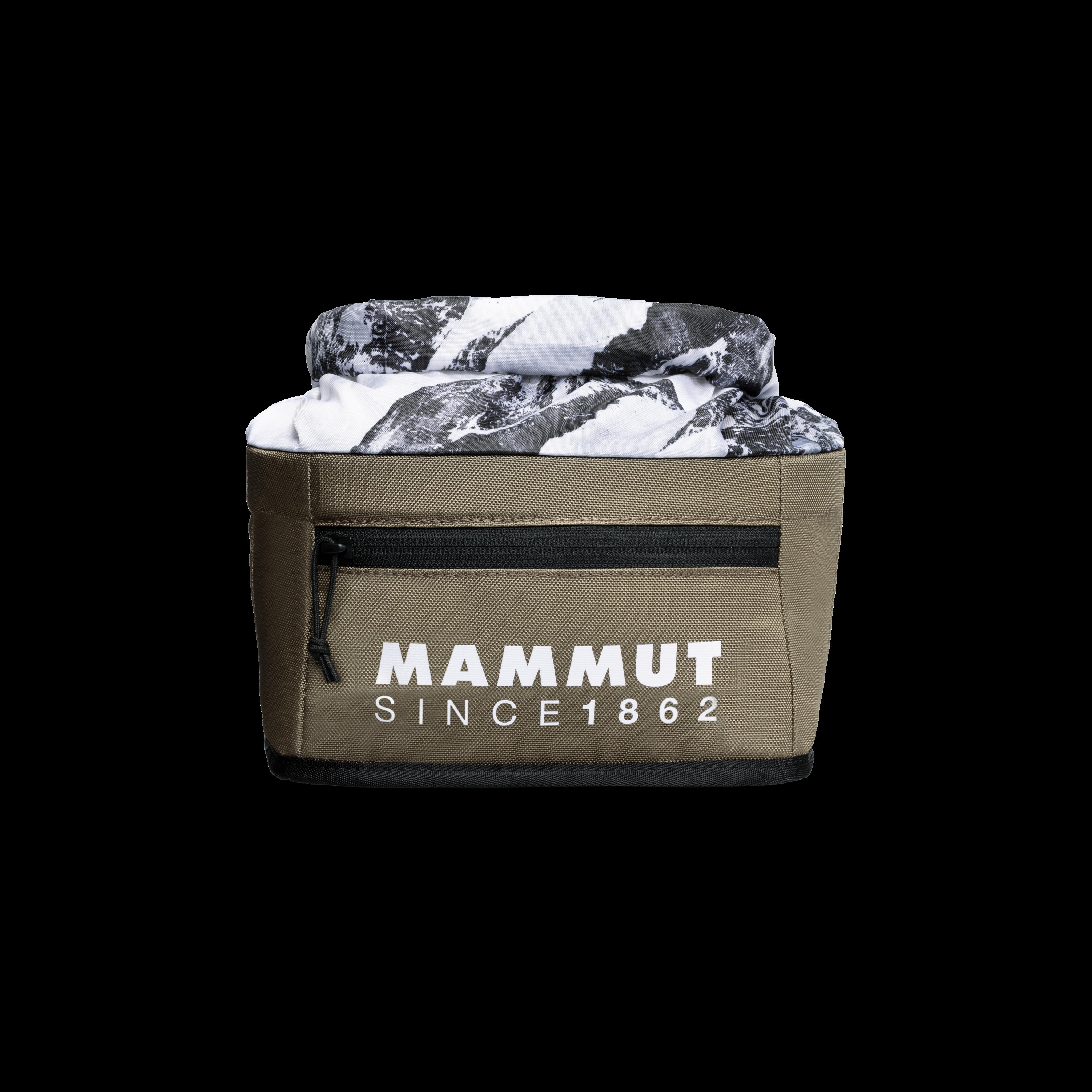 Boulder Chalk Bag - dark clay, one size thumbnail