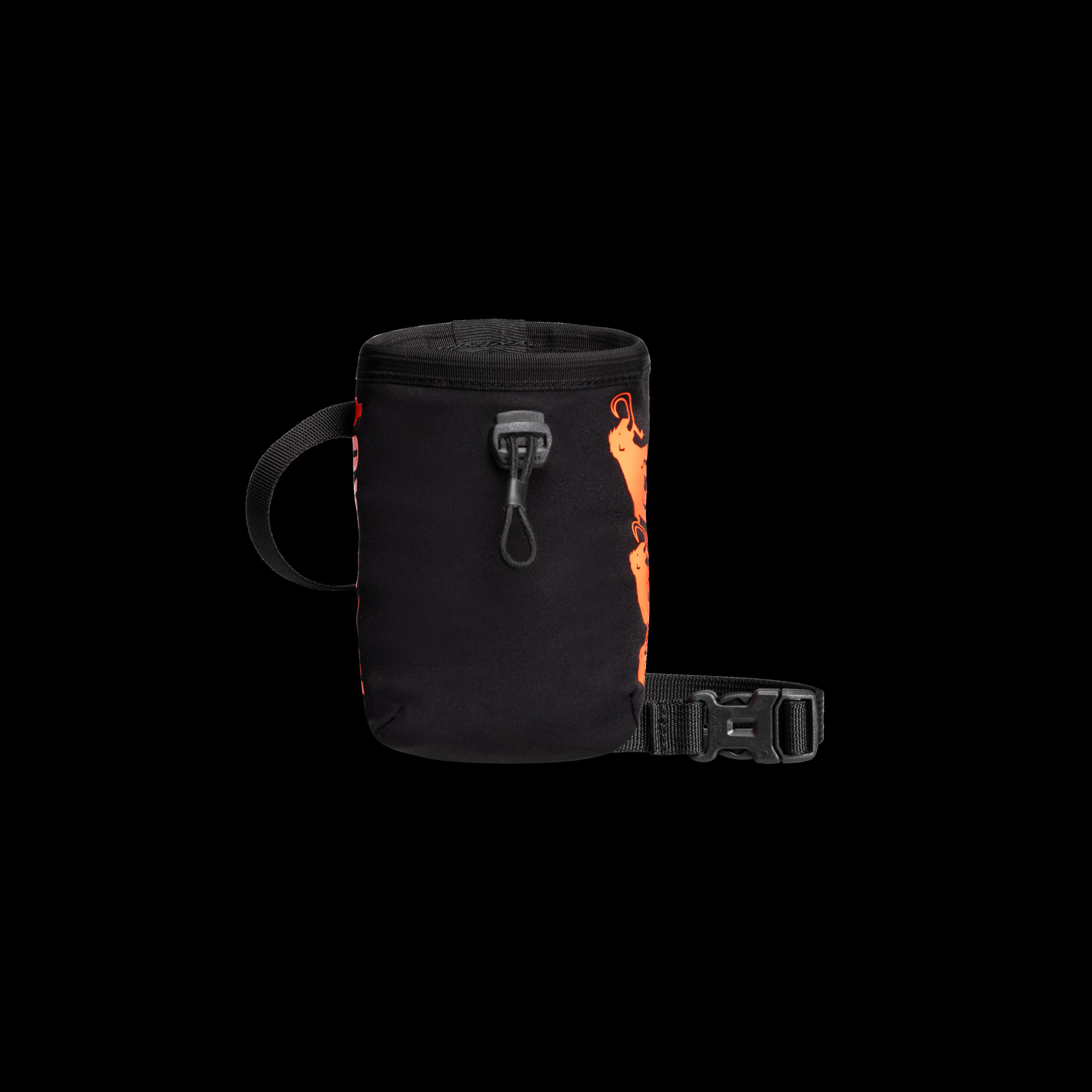 First Crag Chalk Bag - black, one size thumbnail