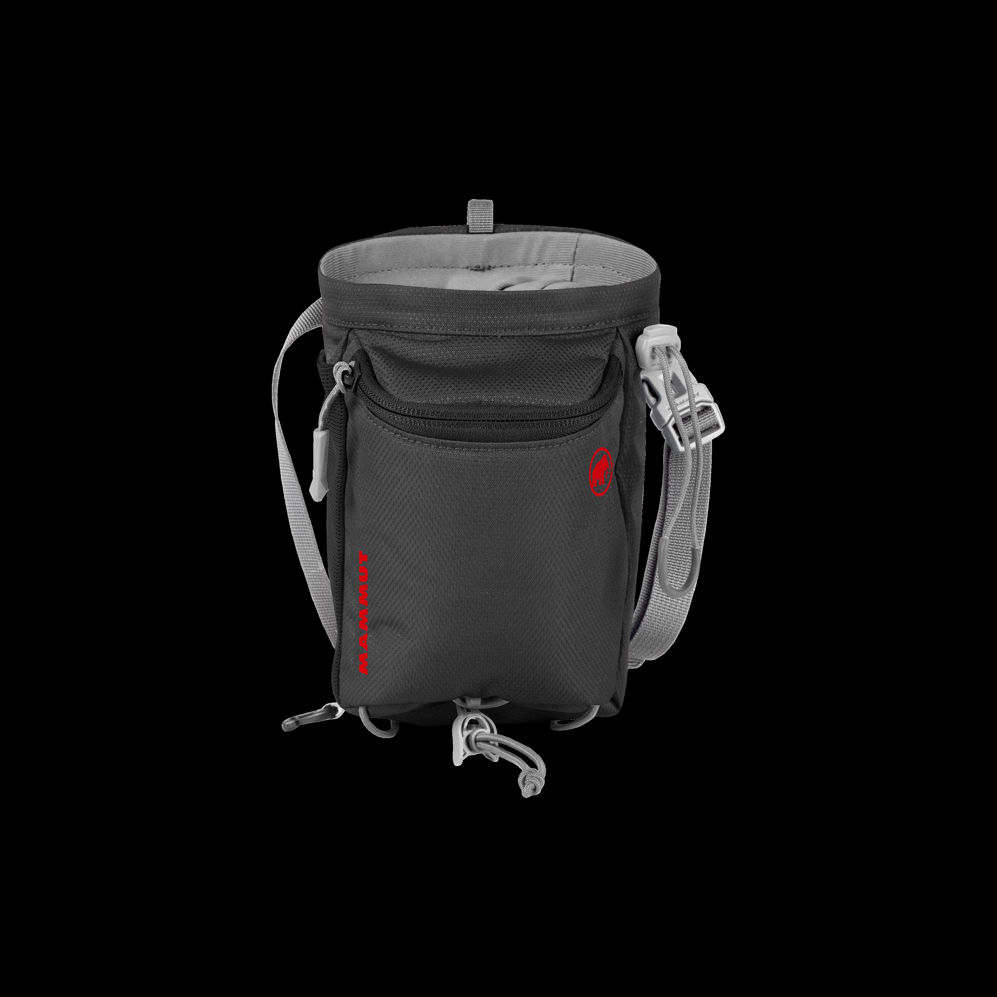 Multipitch Chalk Bag - black, one size thumbnail