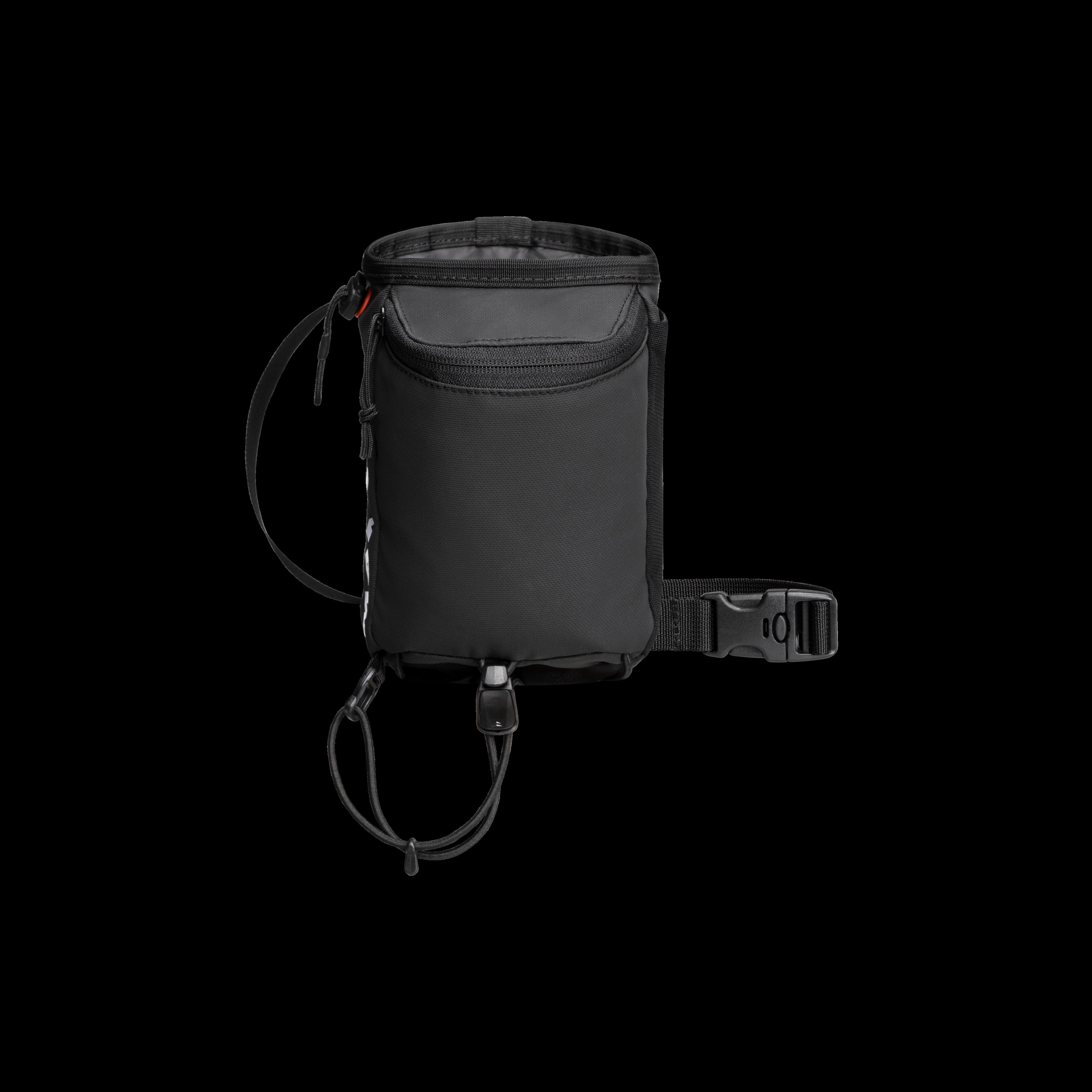 Alpine Chalk Bag - black, one size thumbnail