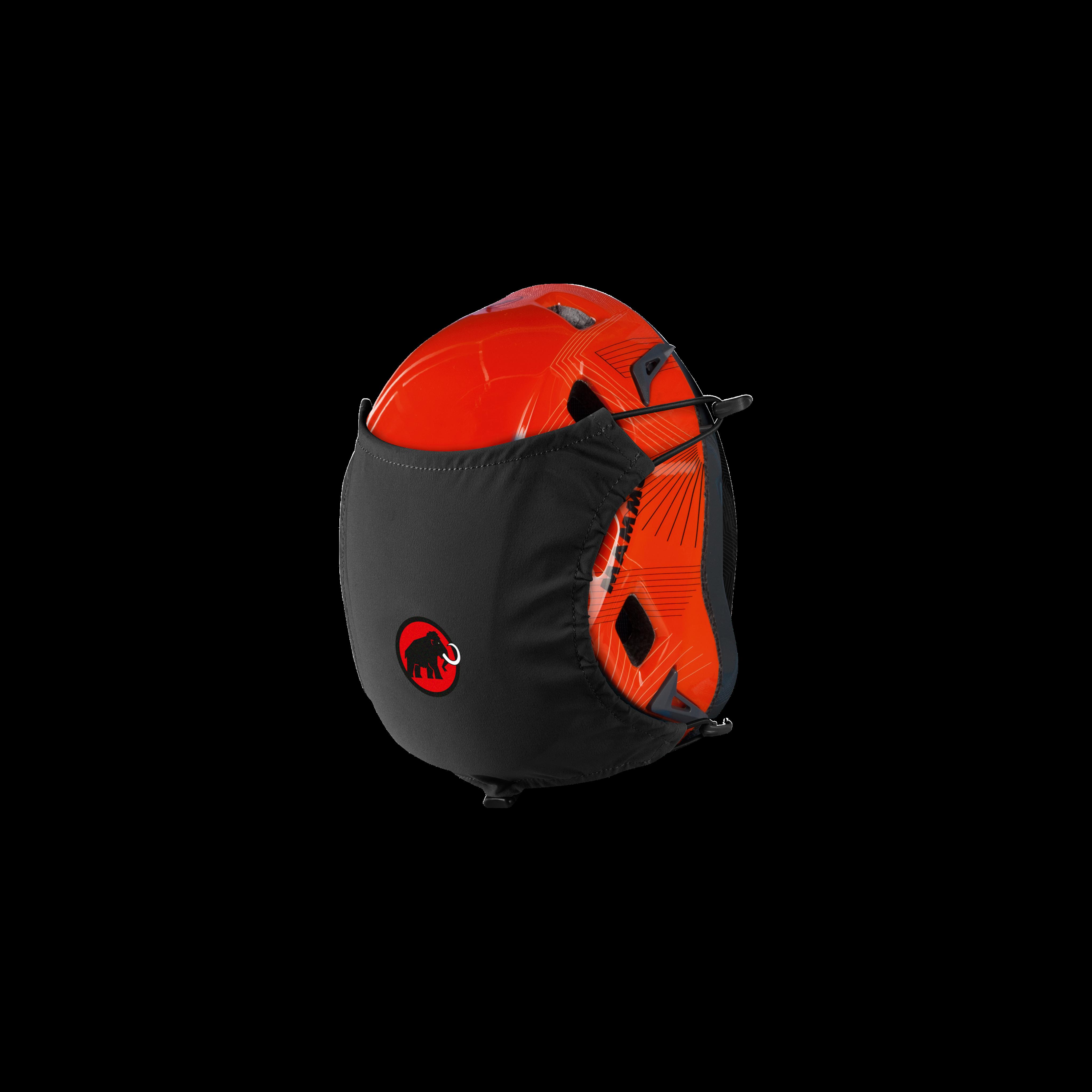 Helmet Holder - black, one size thumbnail