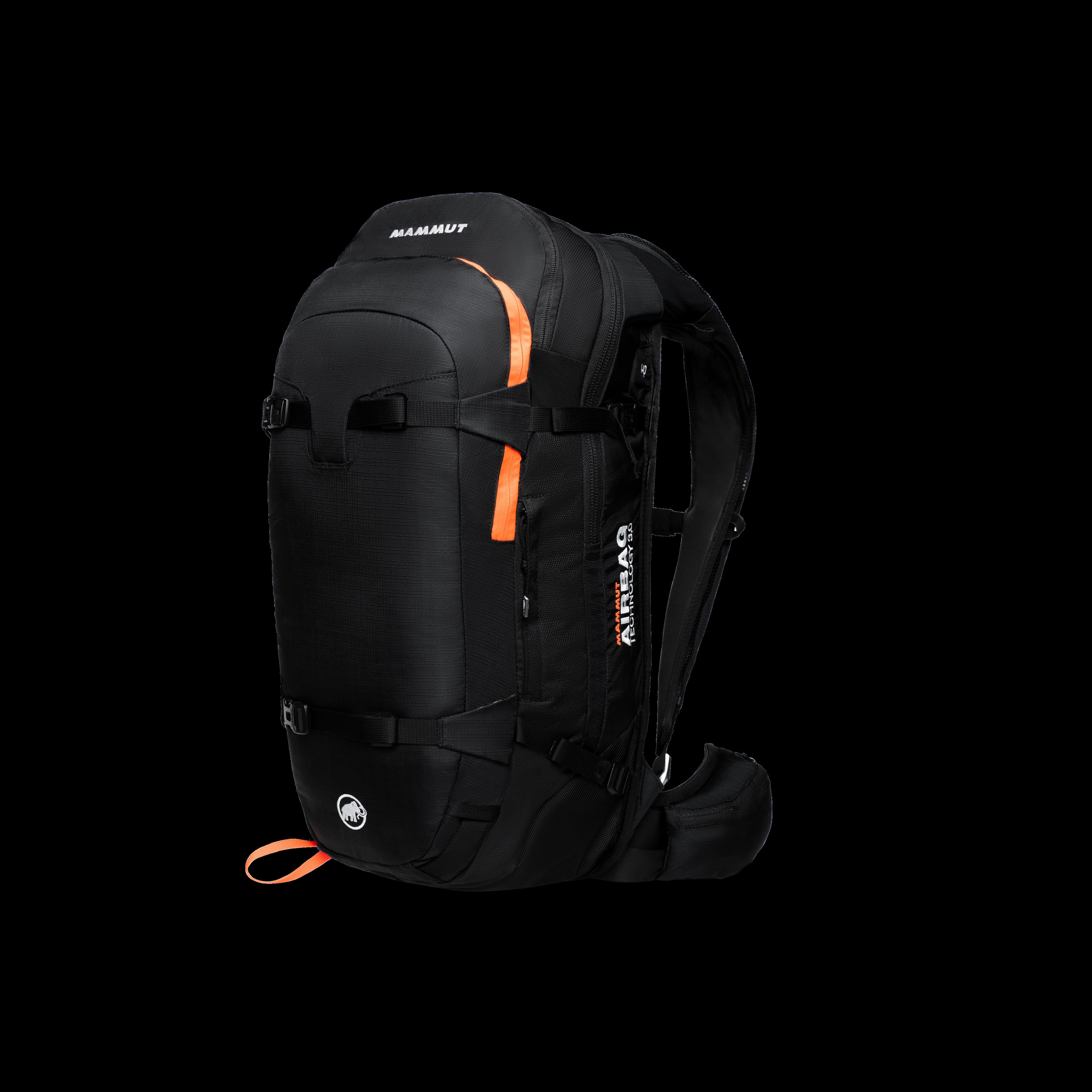 Pro Protection Airbag 3.0 - 35 L, black-vibrant orange thumbnail