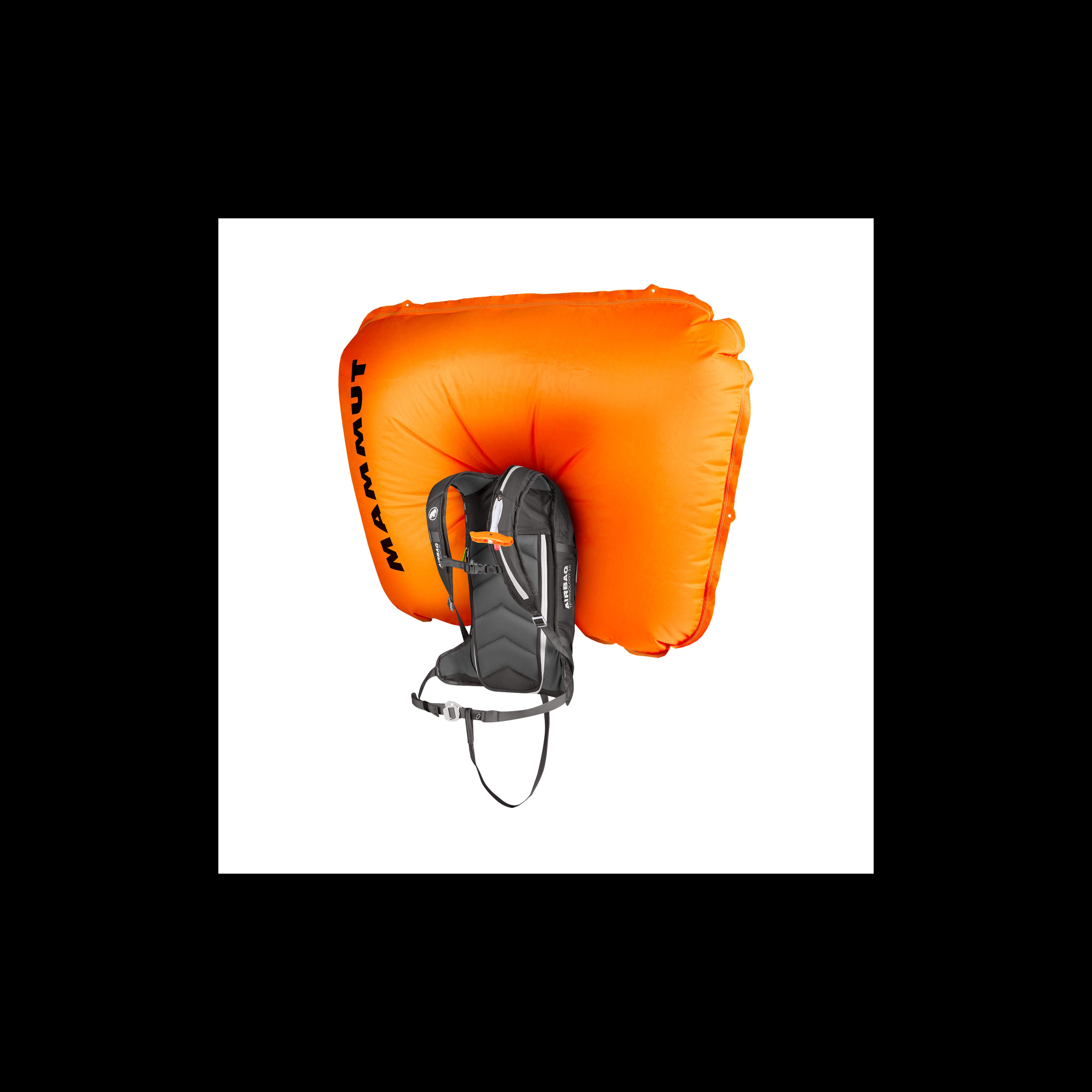 Flip Removable Airbag 3.0 - 22 L, graphite thumbnail