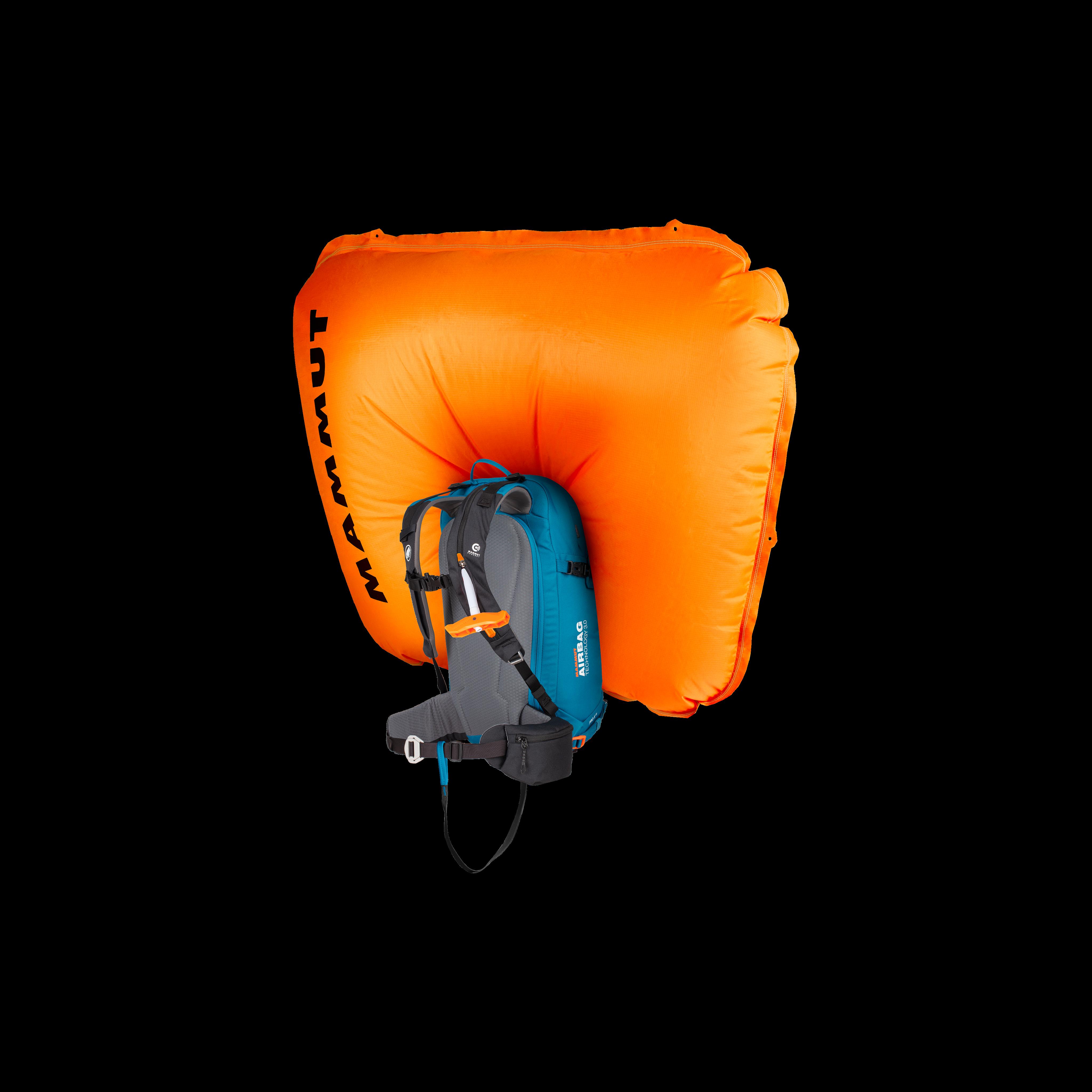 Pro X Removable Airbag 3.0 - 35 L, sapphire-black thumbnail