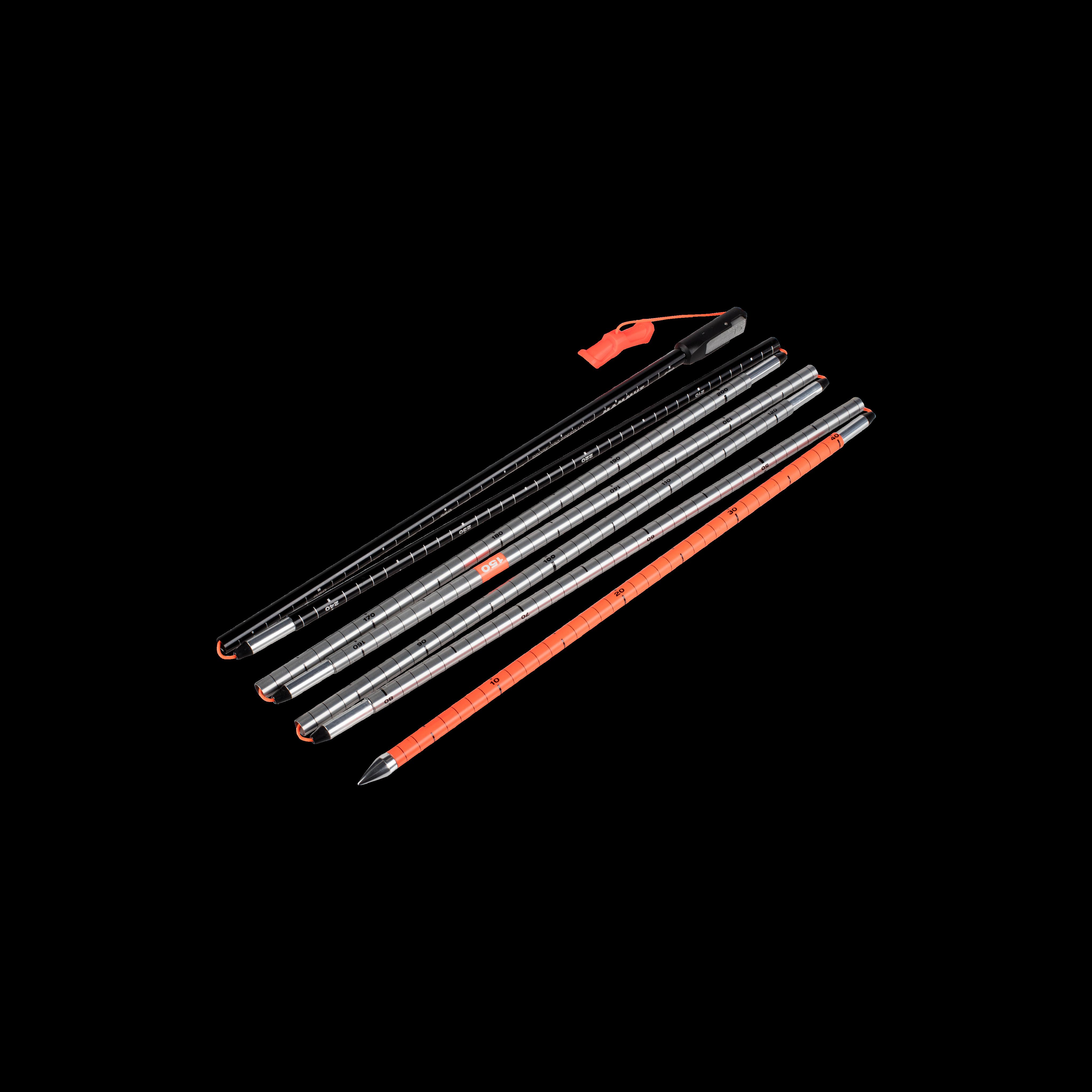 Probe 280 speed lock - neon orange, one size thumbnail