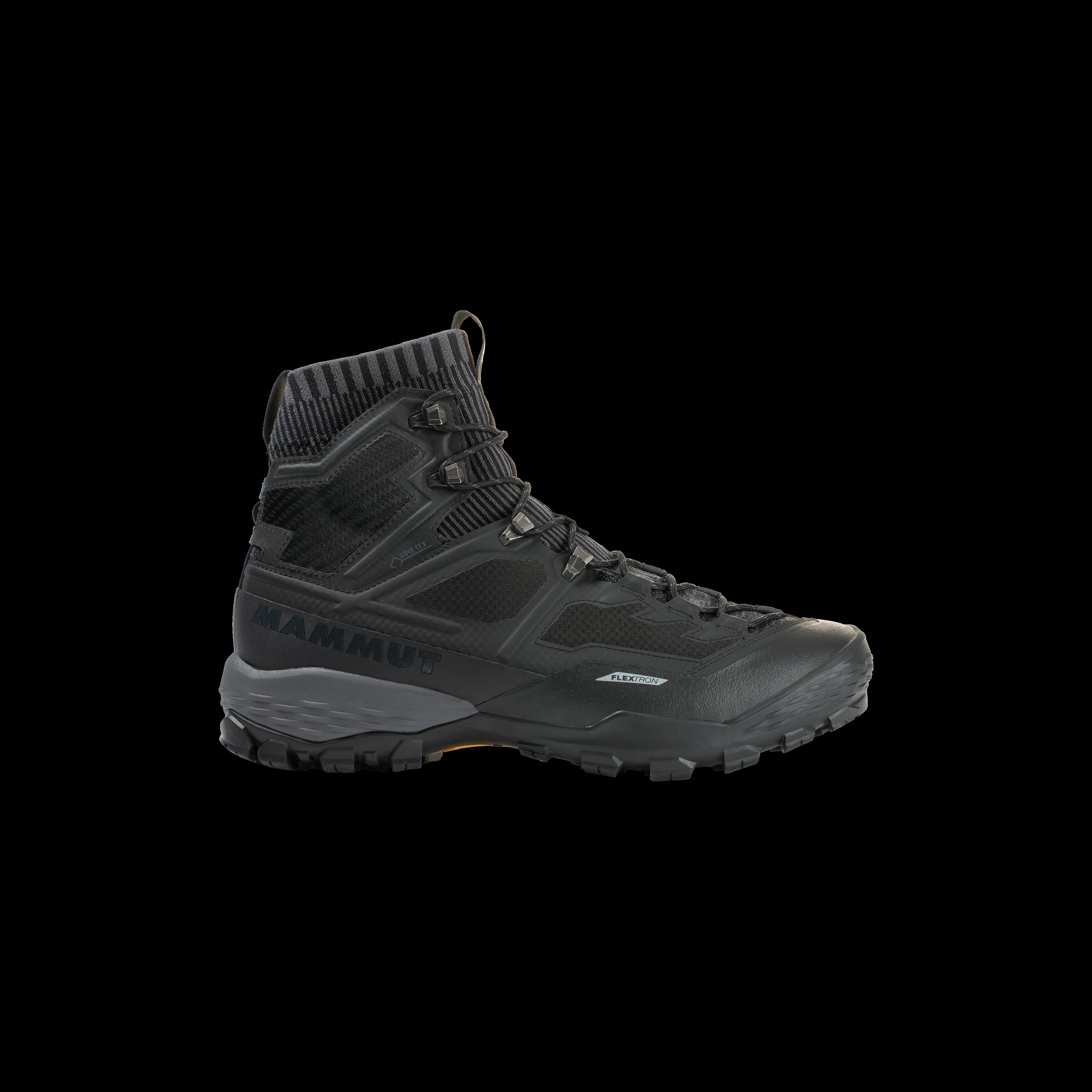 Ducan Knit High GTX® Men - black-titanium, UK 10.5 thumbnail