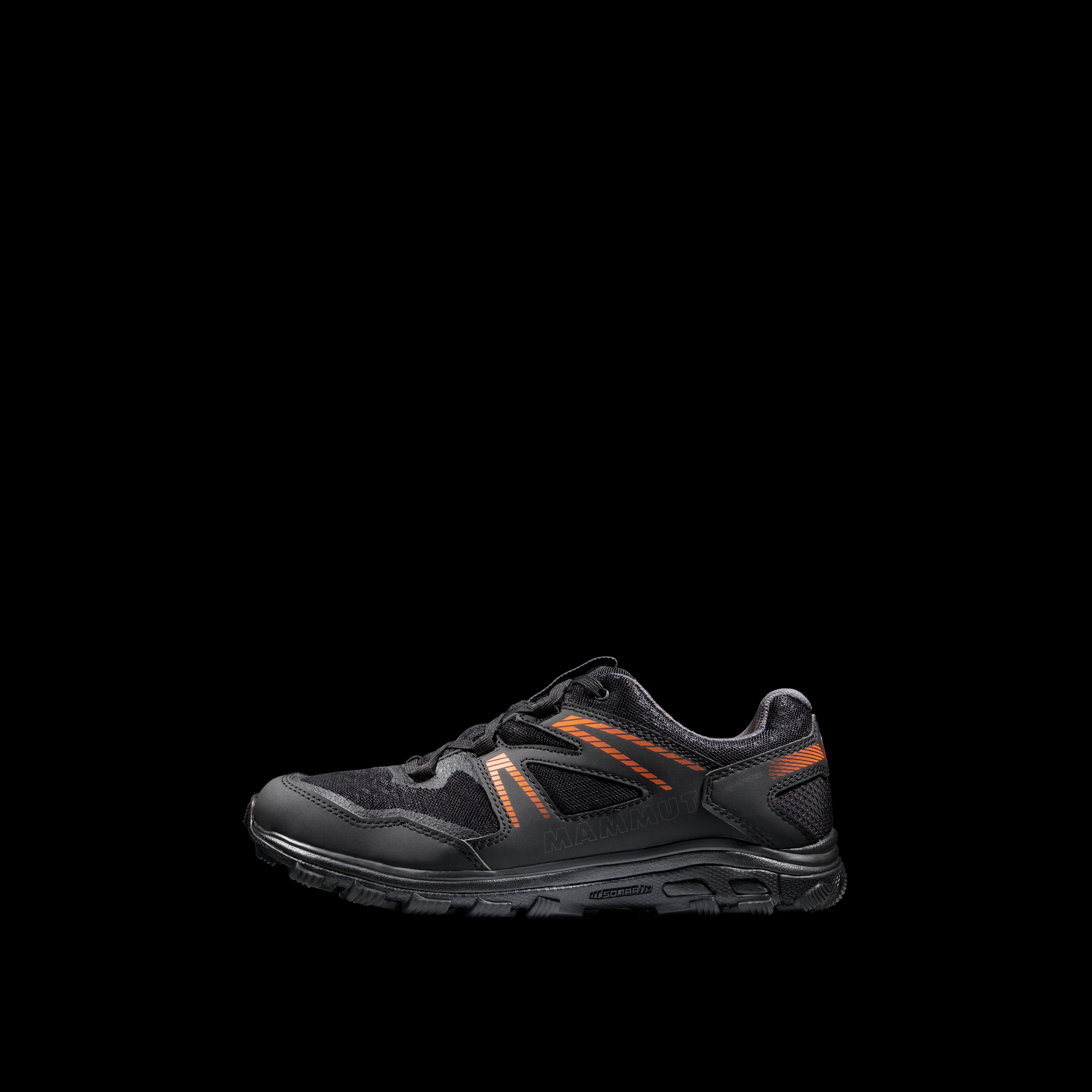 Girun Hike Low GTX® Men - black-vibrant orange, UK 9 thumbnail